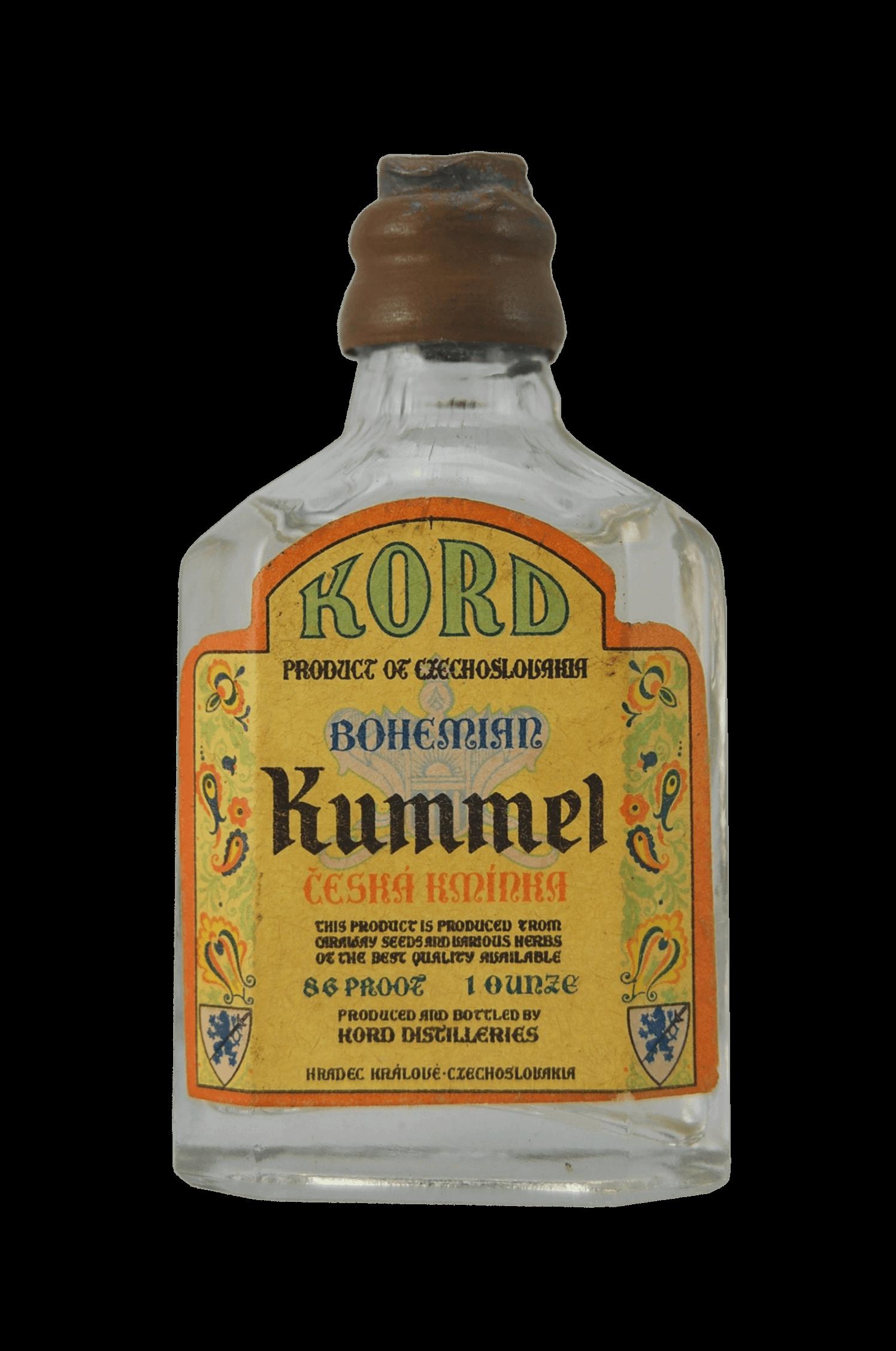 Kummel Česká Kmínka