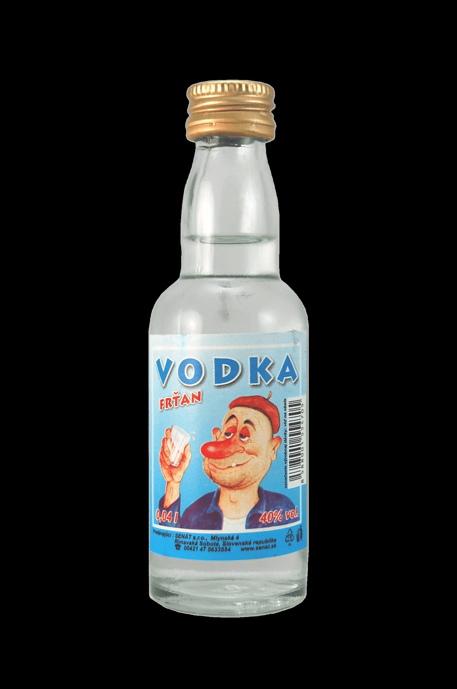 Vodka Frťan