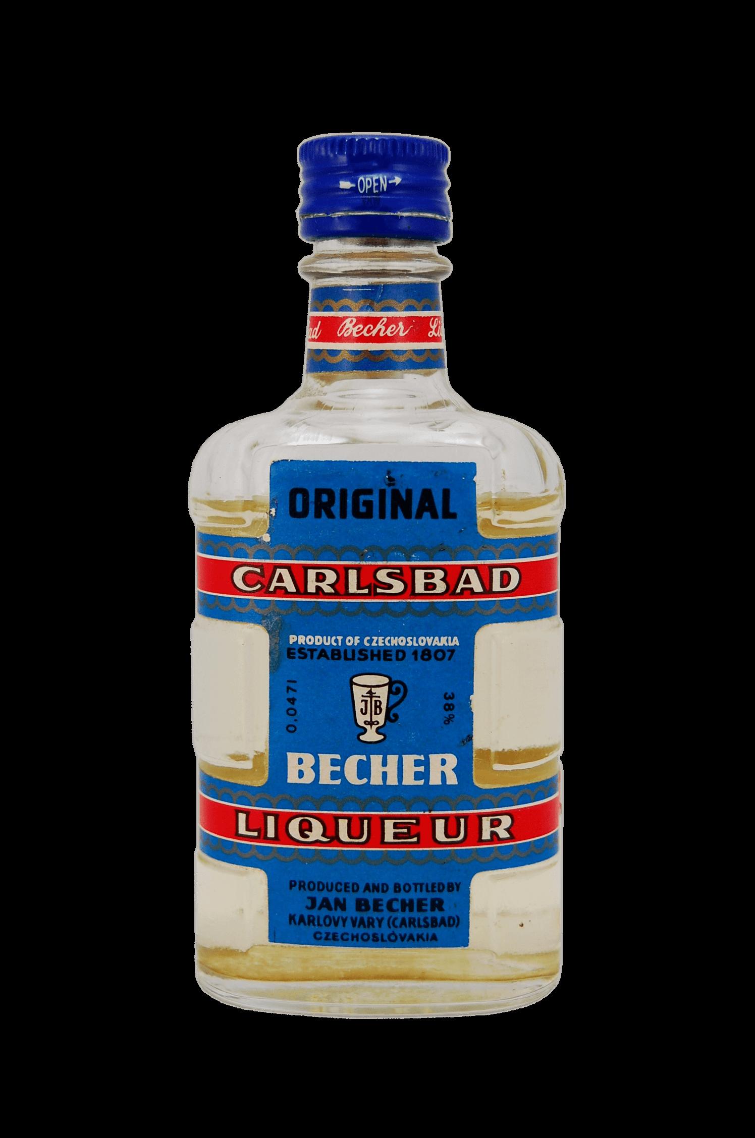 Becher Liqueur