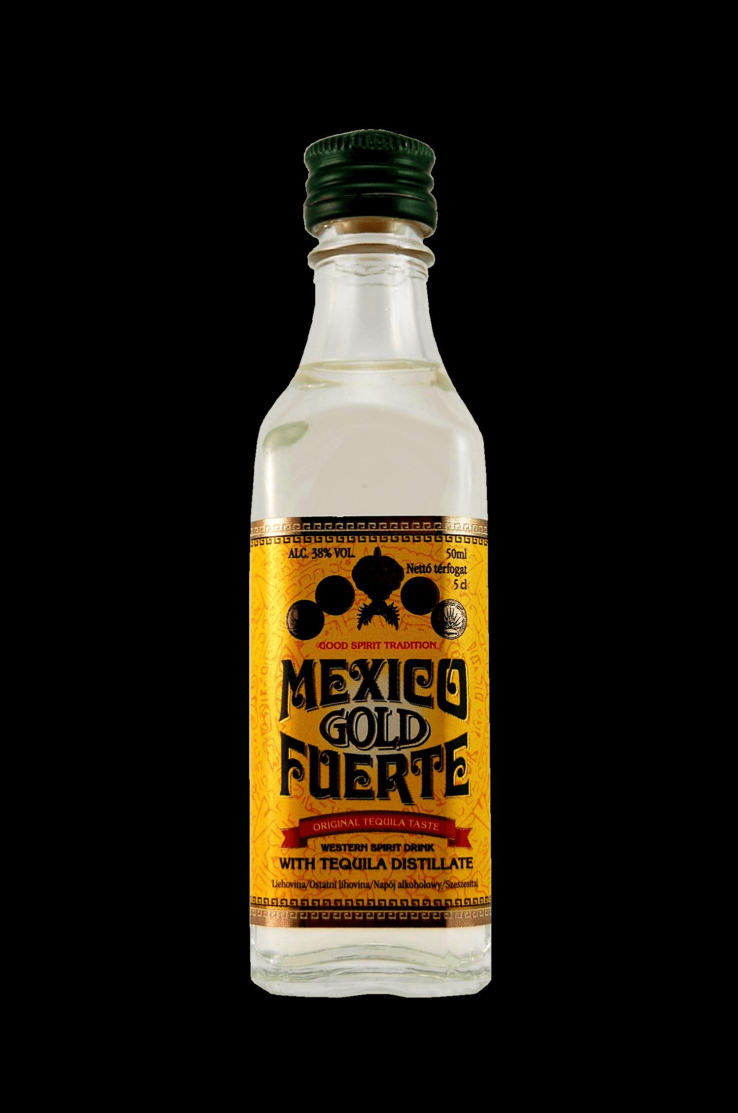 Mexico Gold Fuerte