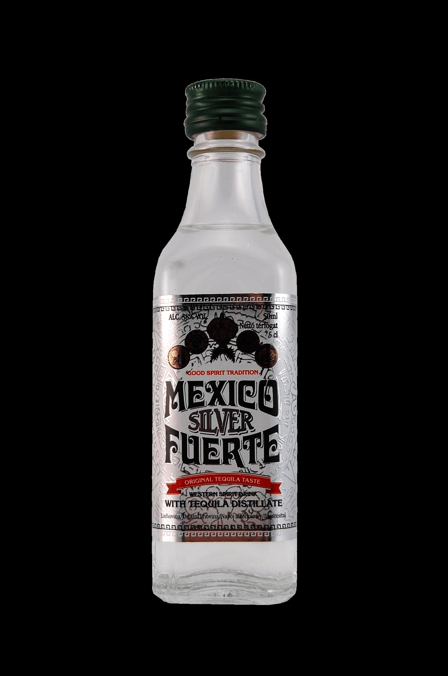 Mexico Silver Fuerte