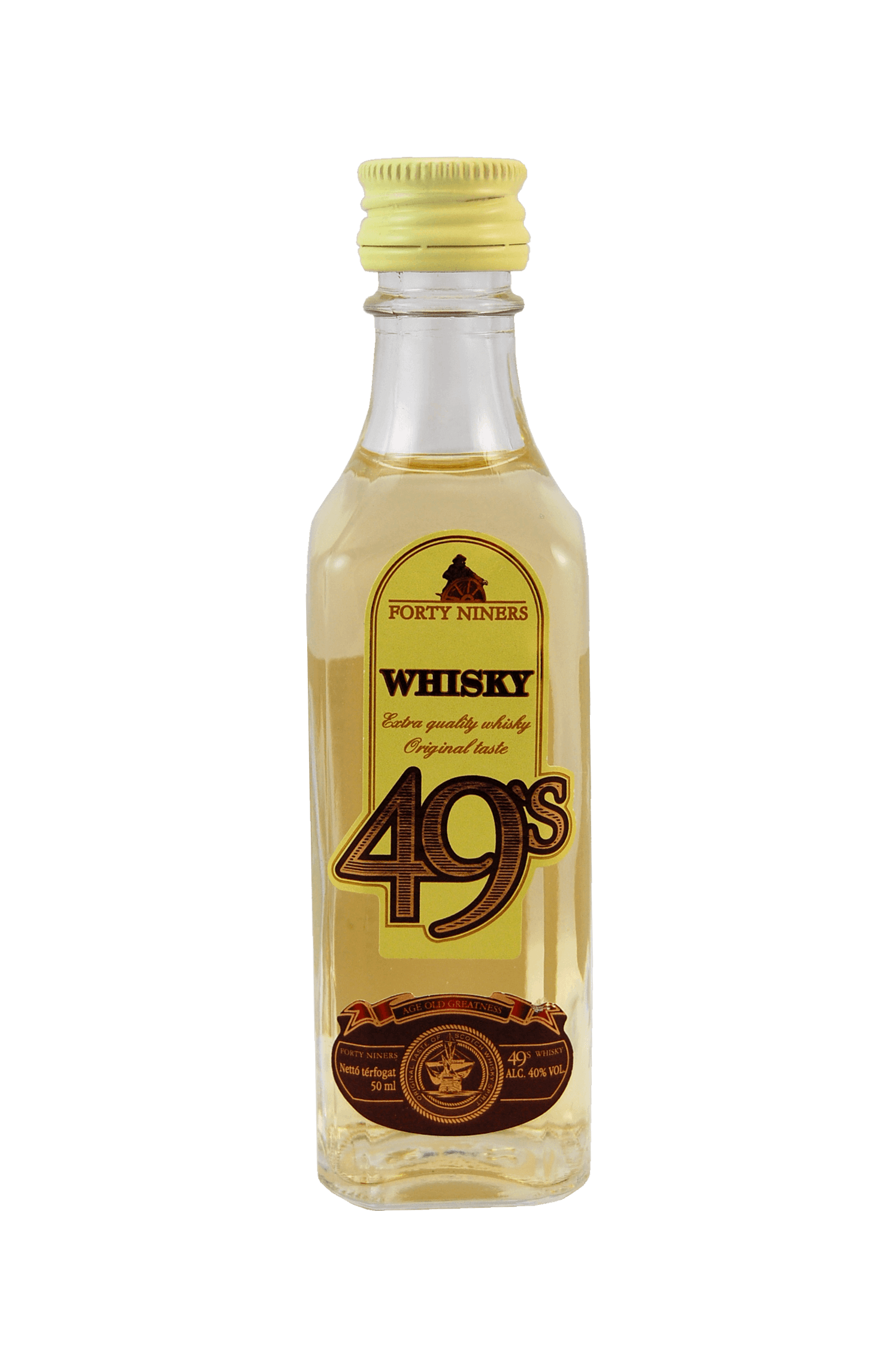 Forty Niners Whisky