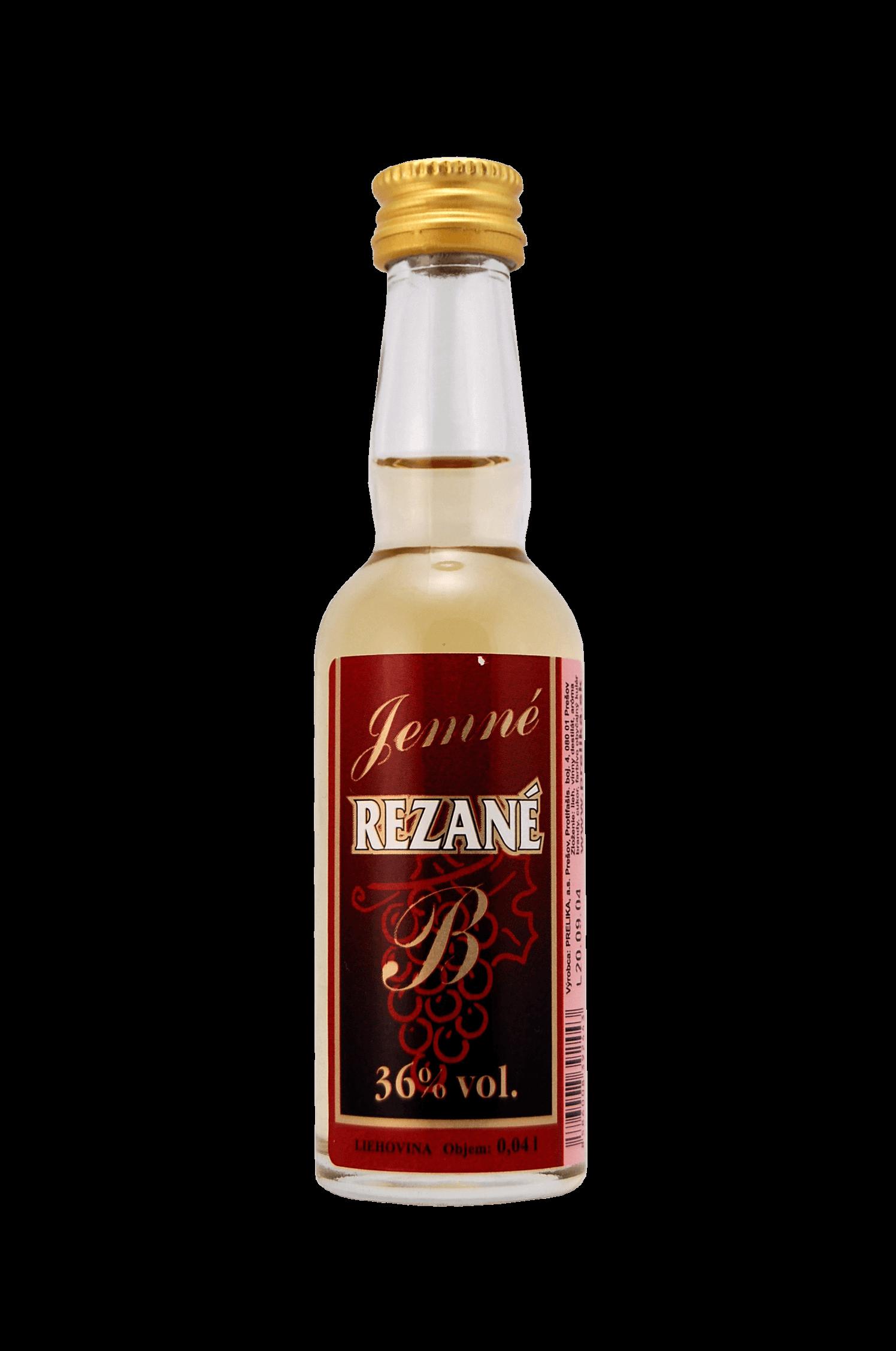 Jemné Rezané Brandy