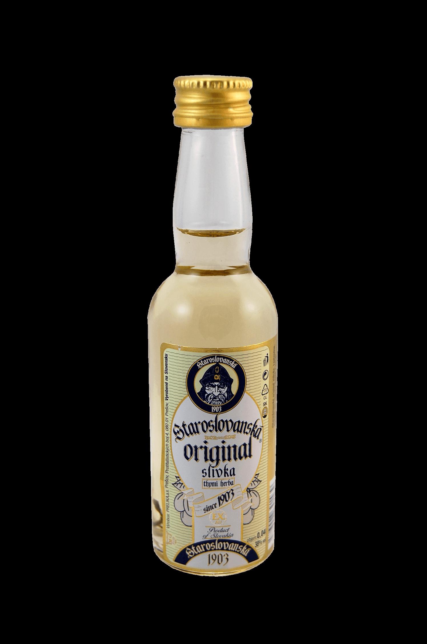Staroslovanská Original Slivka