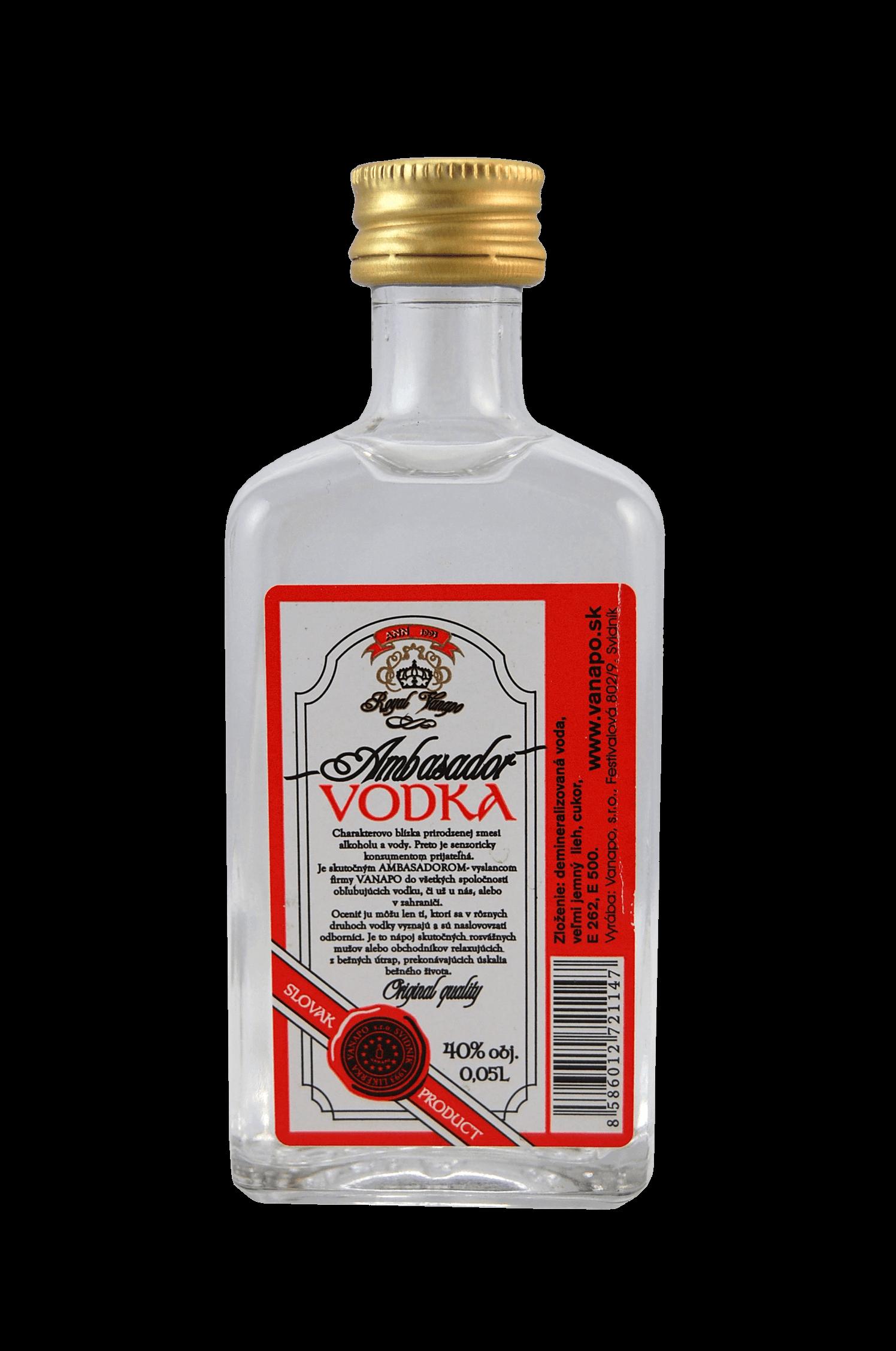 Ambasador Vodka