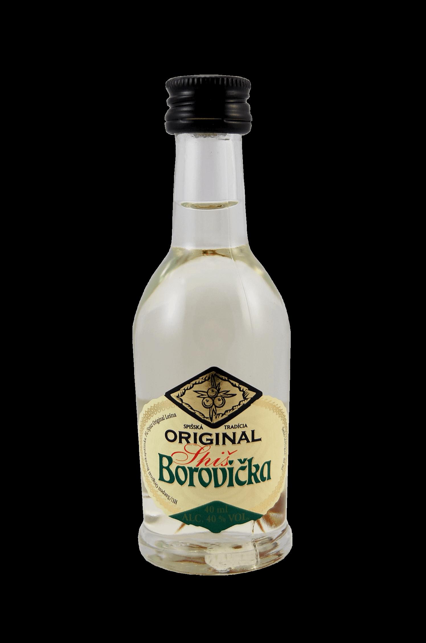 Original Spiš Borovička