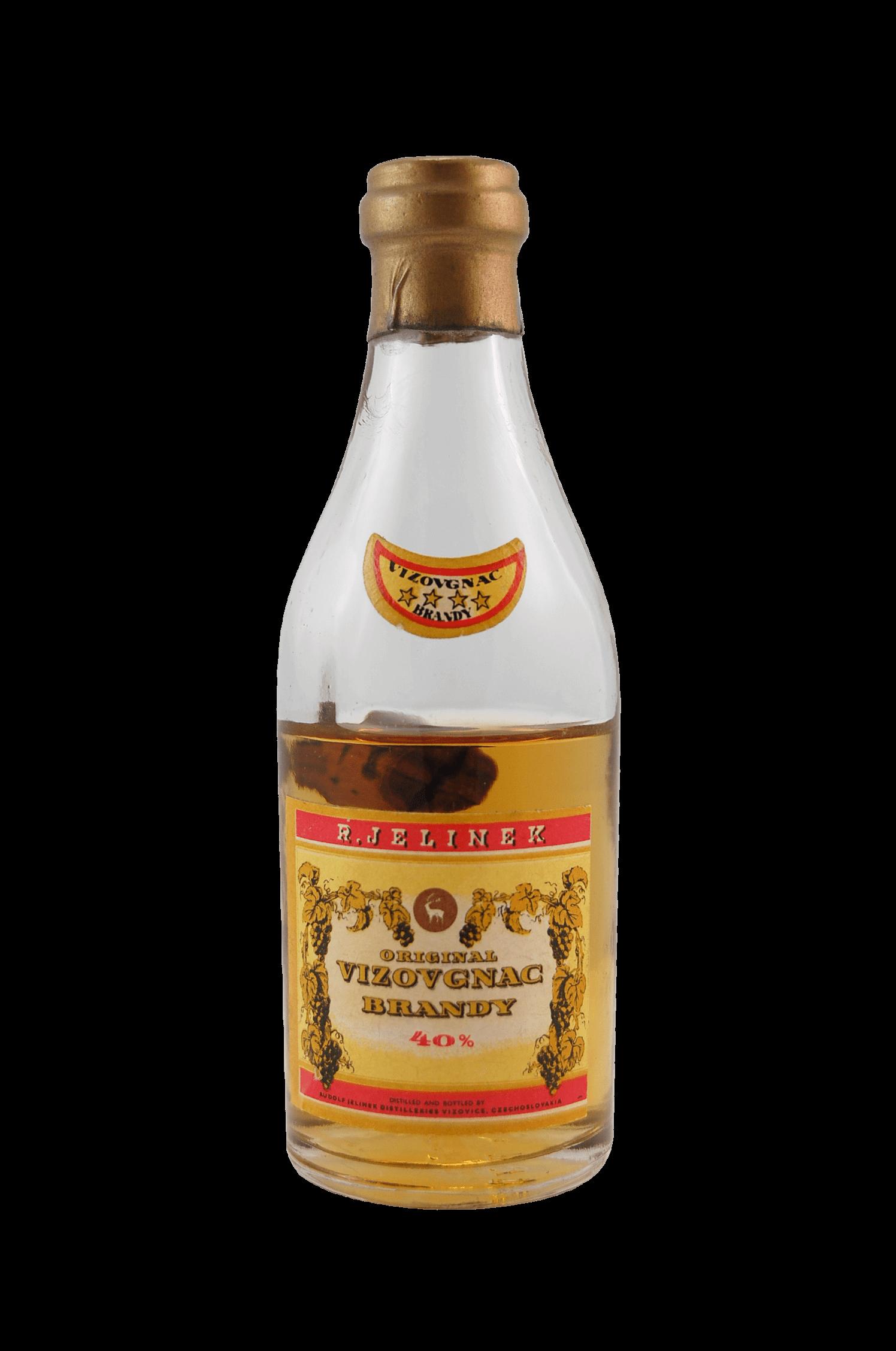Original Vizovgnac Brandy