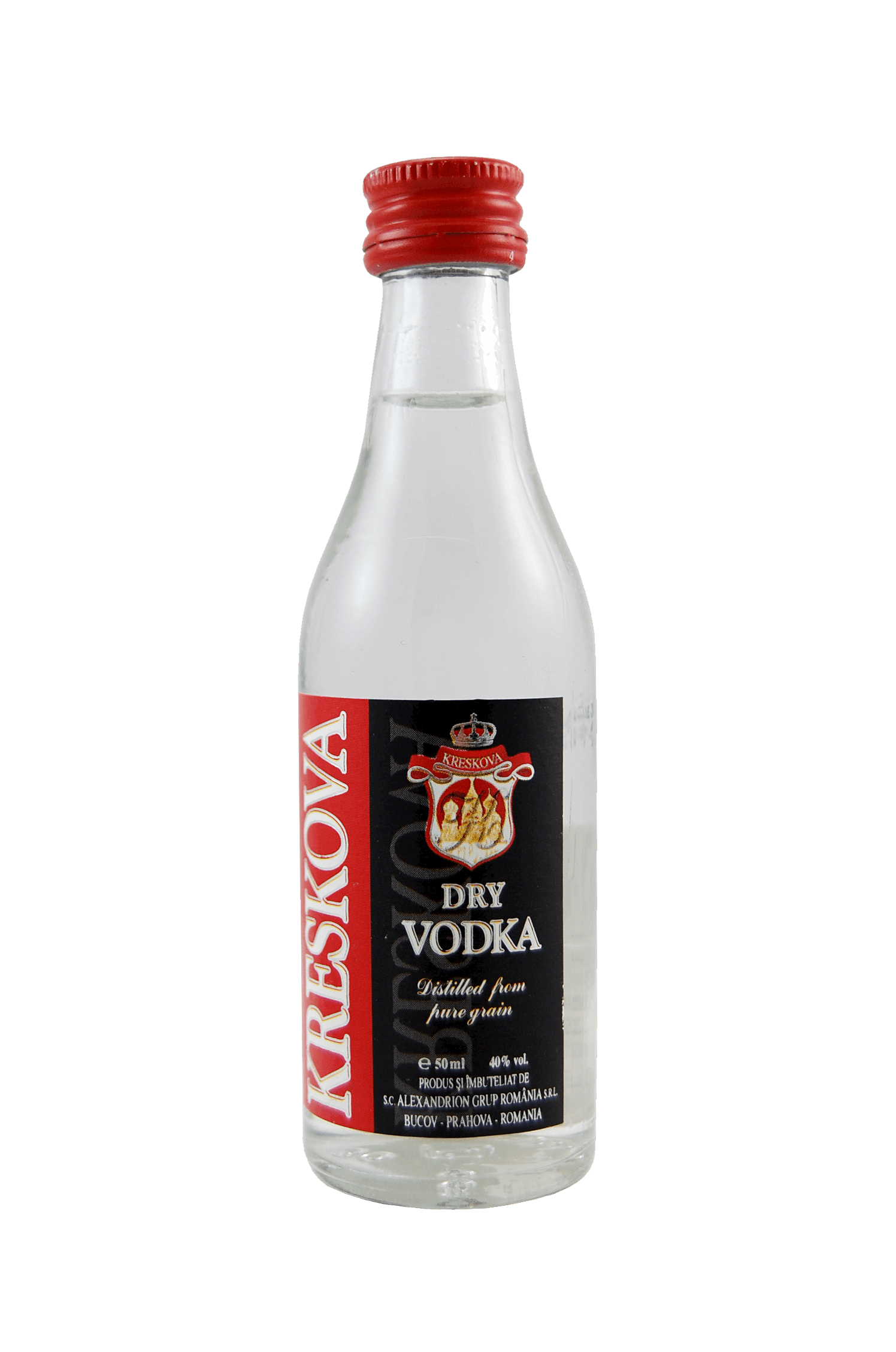 Kreskova Dry Vodka