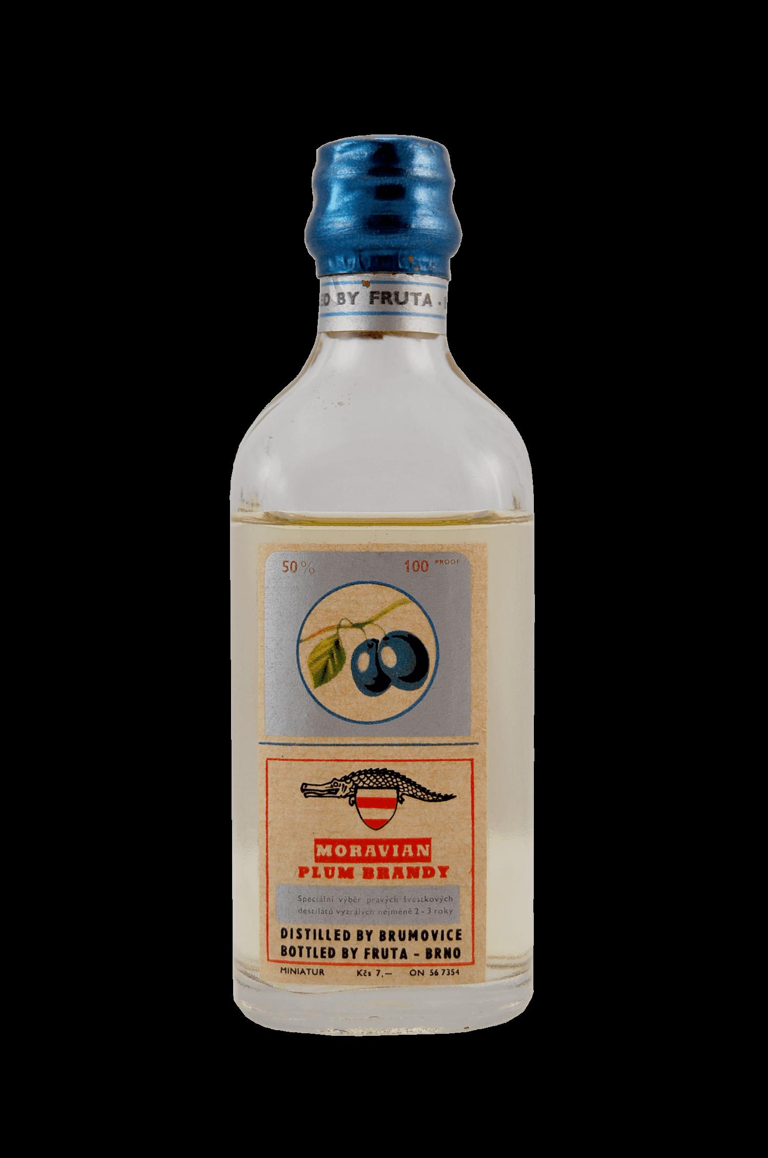 Moravian Plum Brandy