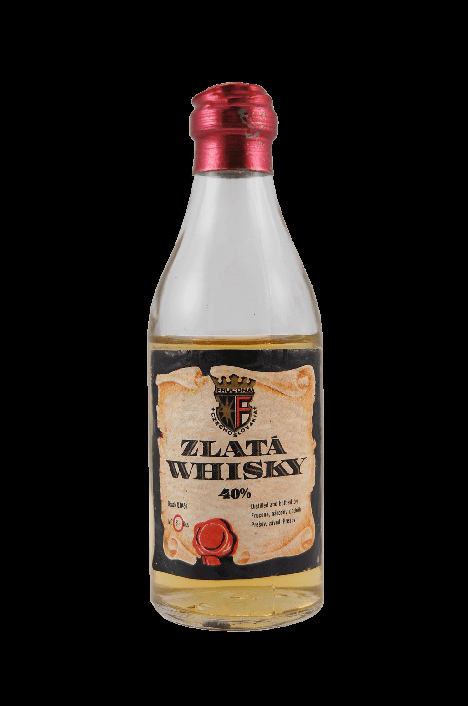 Zlatá Whisky