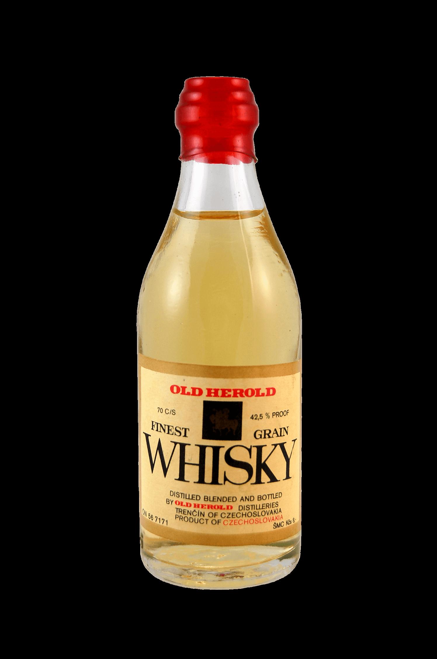 Whisky Finest Grain