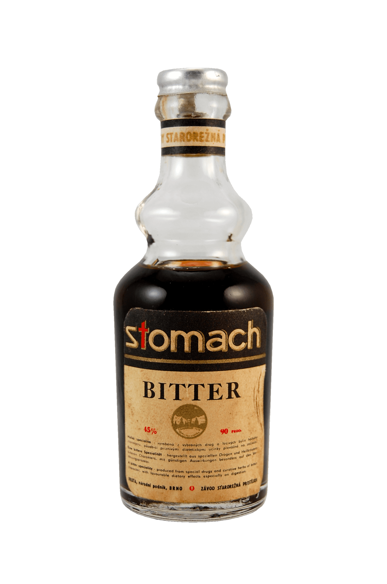 Stomach Bitter