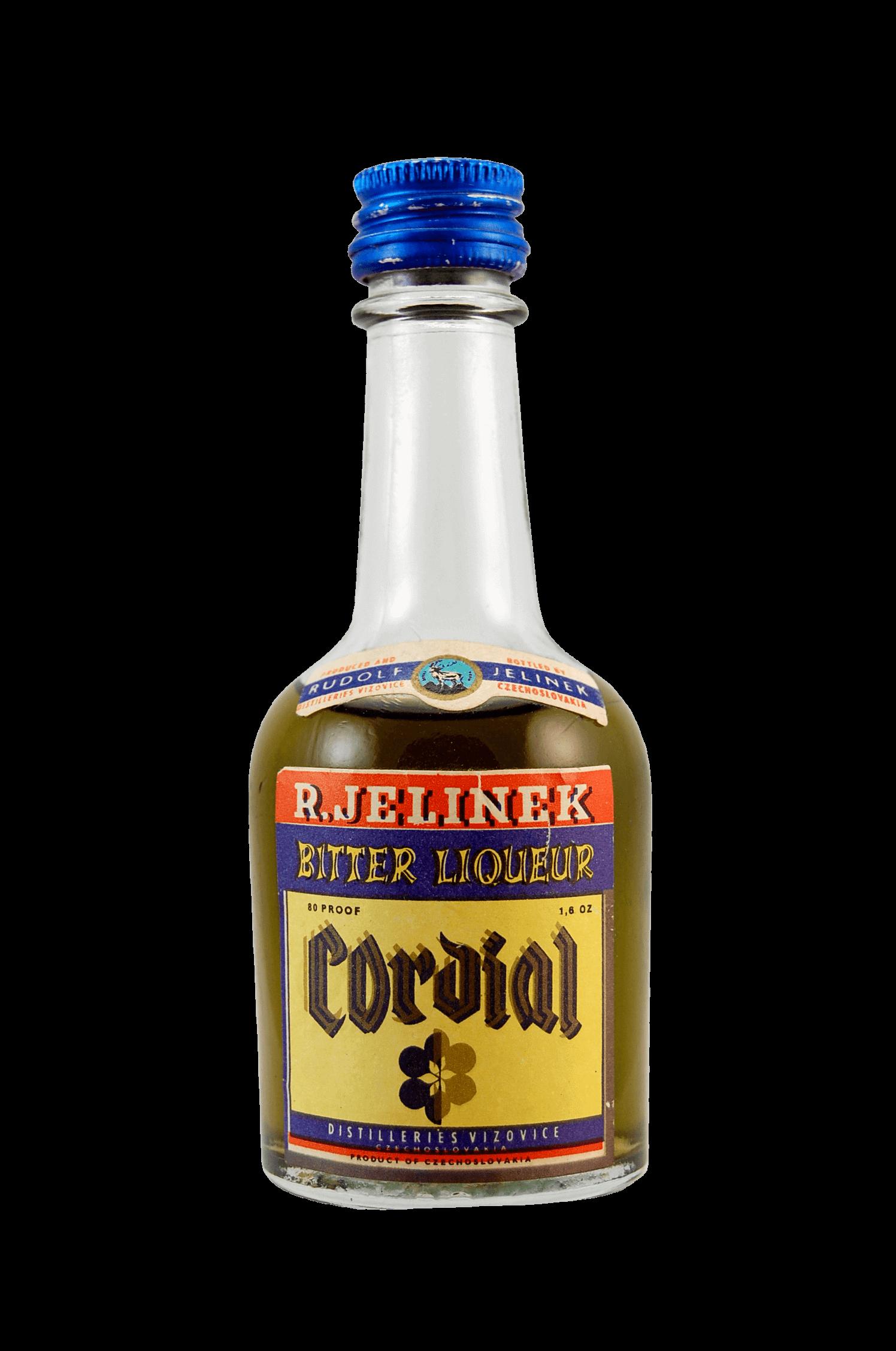 Cordial Bitter Liqueur