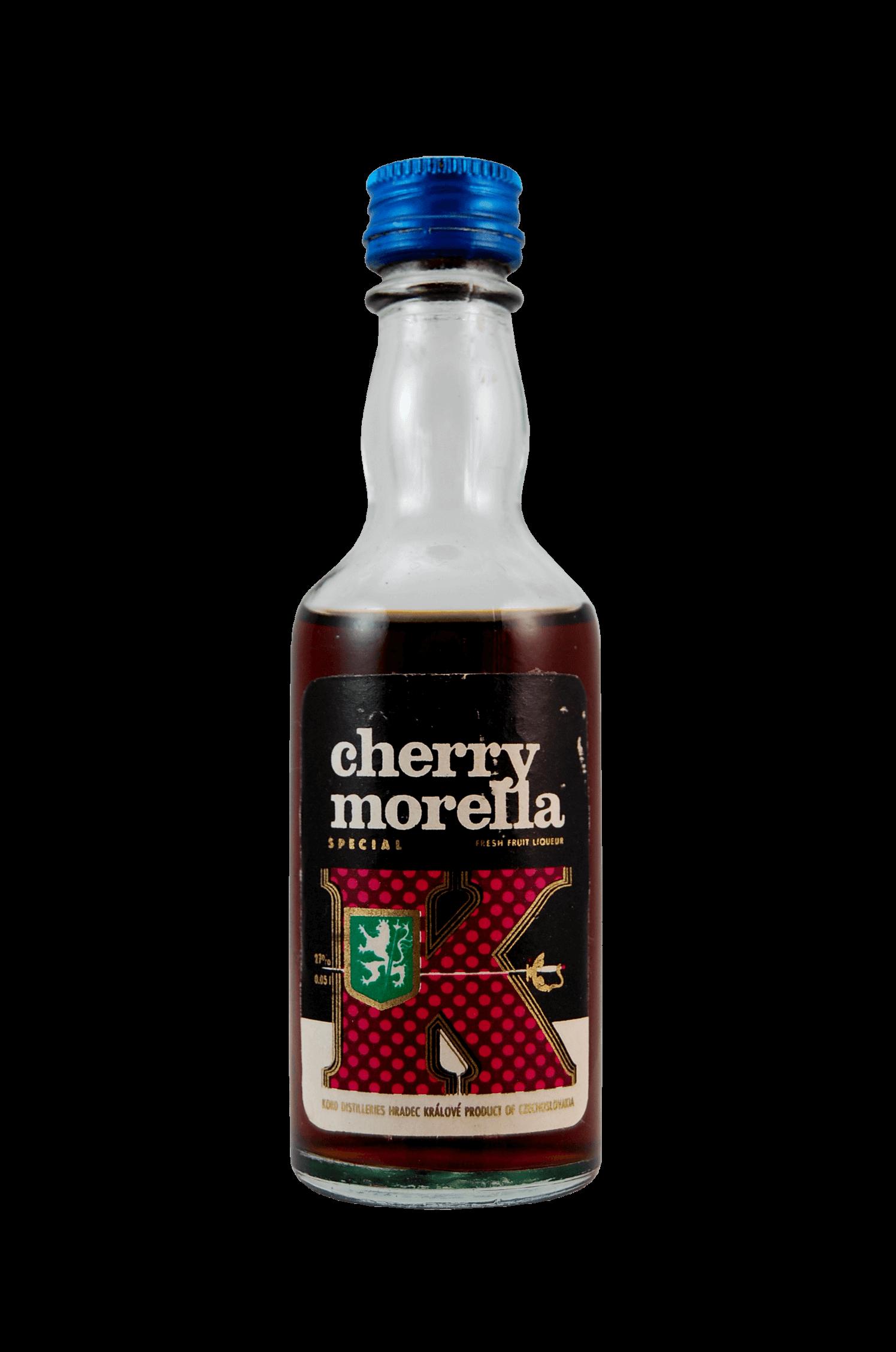 Kord Cherry Morella