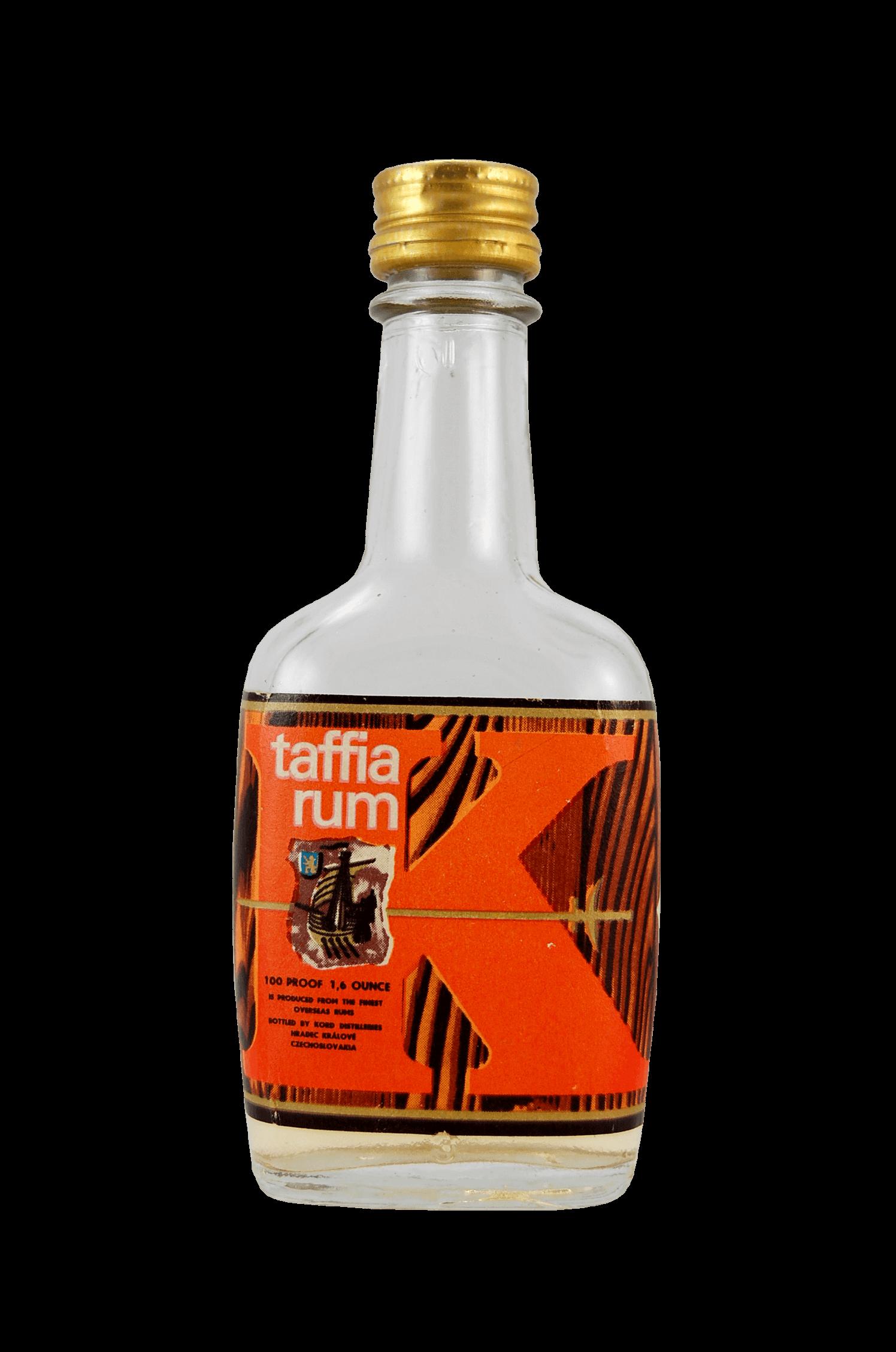 Kord Taffia Rum