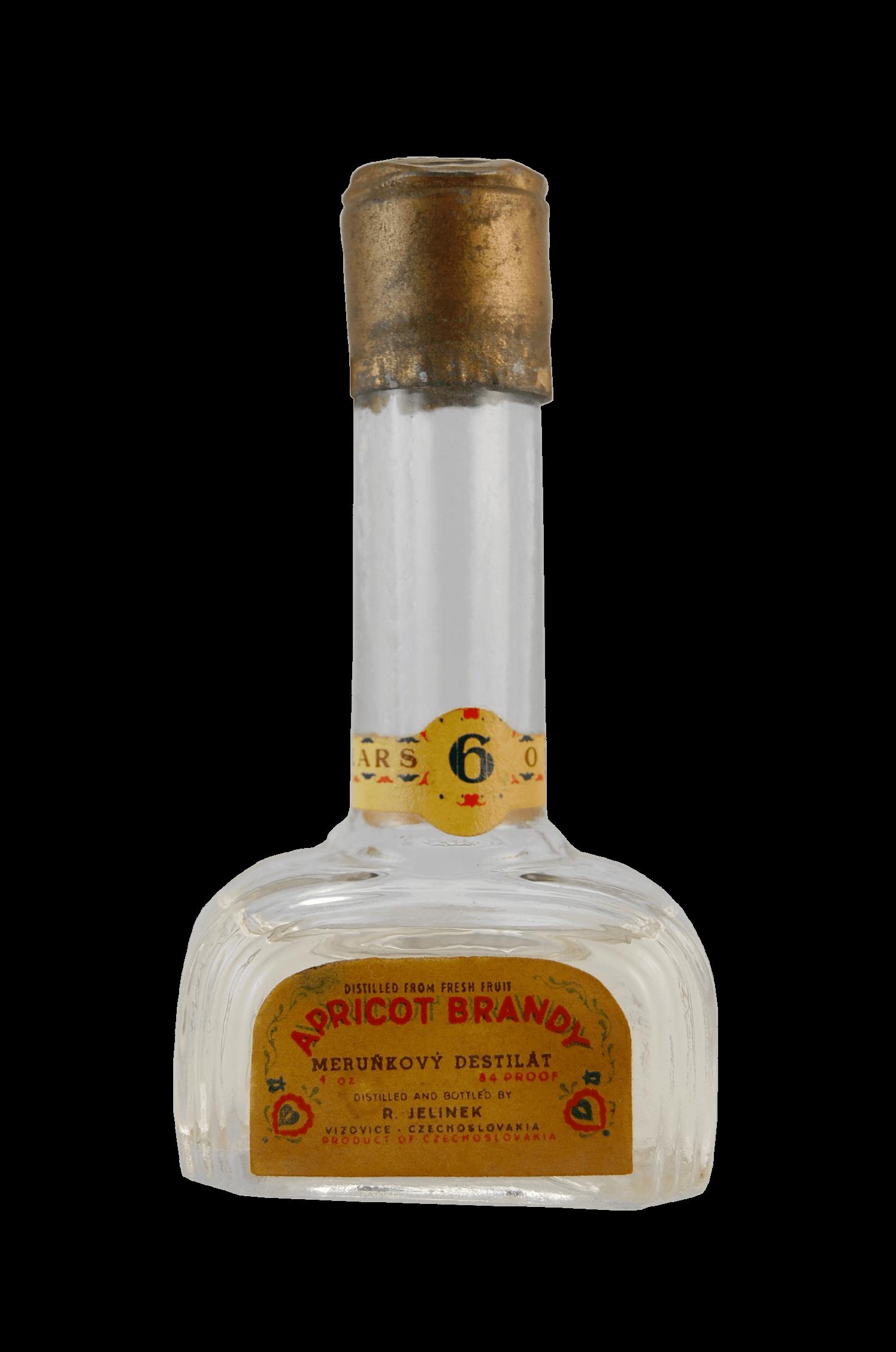 Apricot Brandy – Meruňkový Destilát