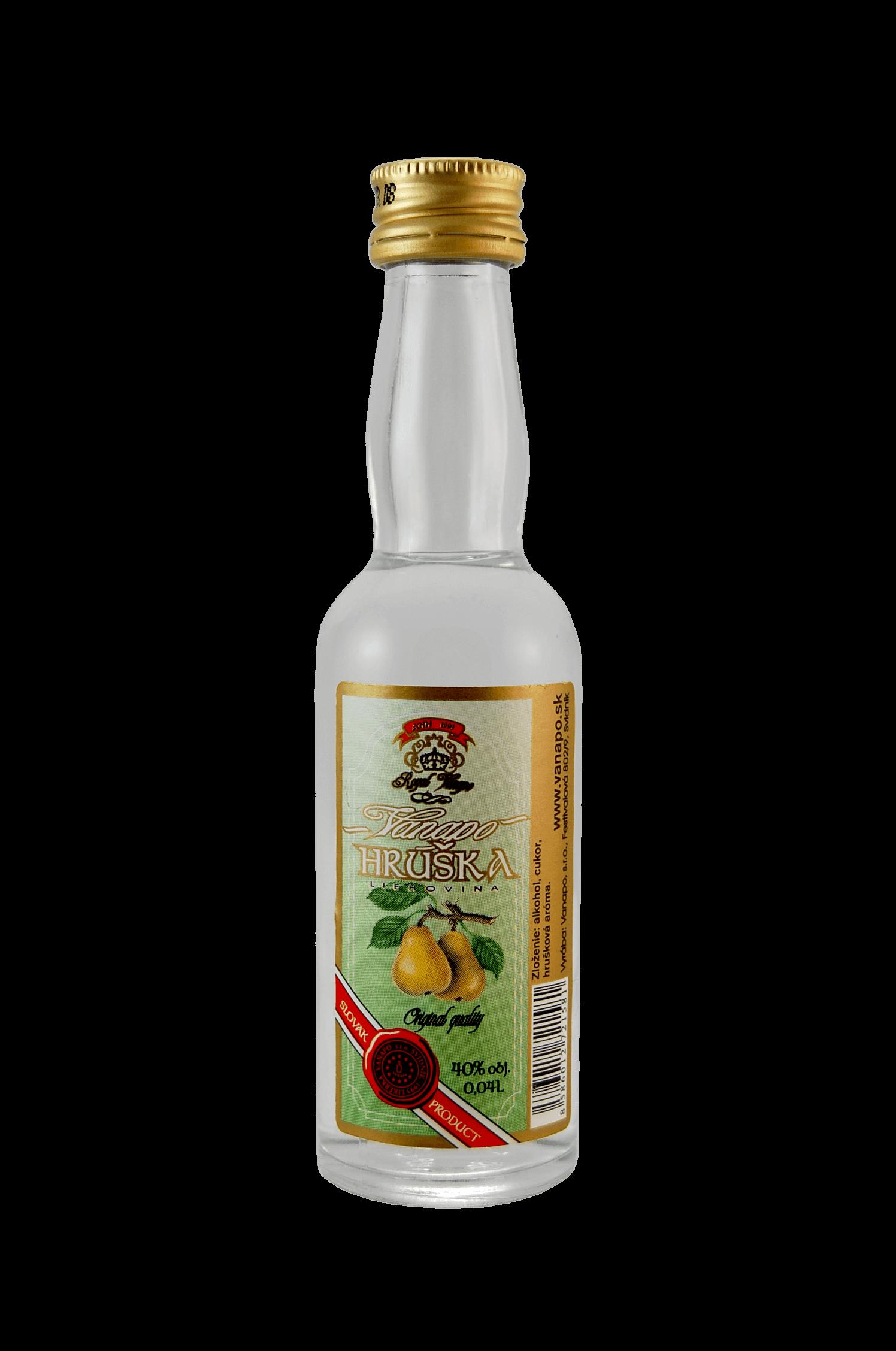 Hruška Vanapo
