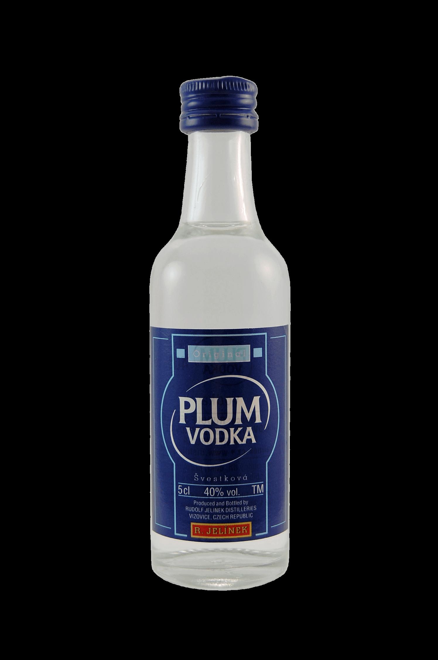 Plum Vodka Švestková