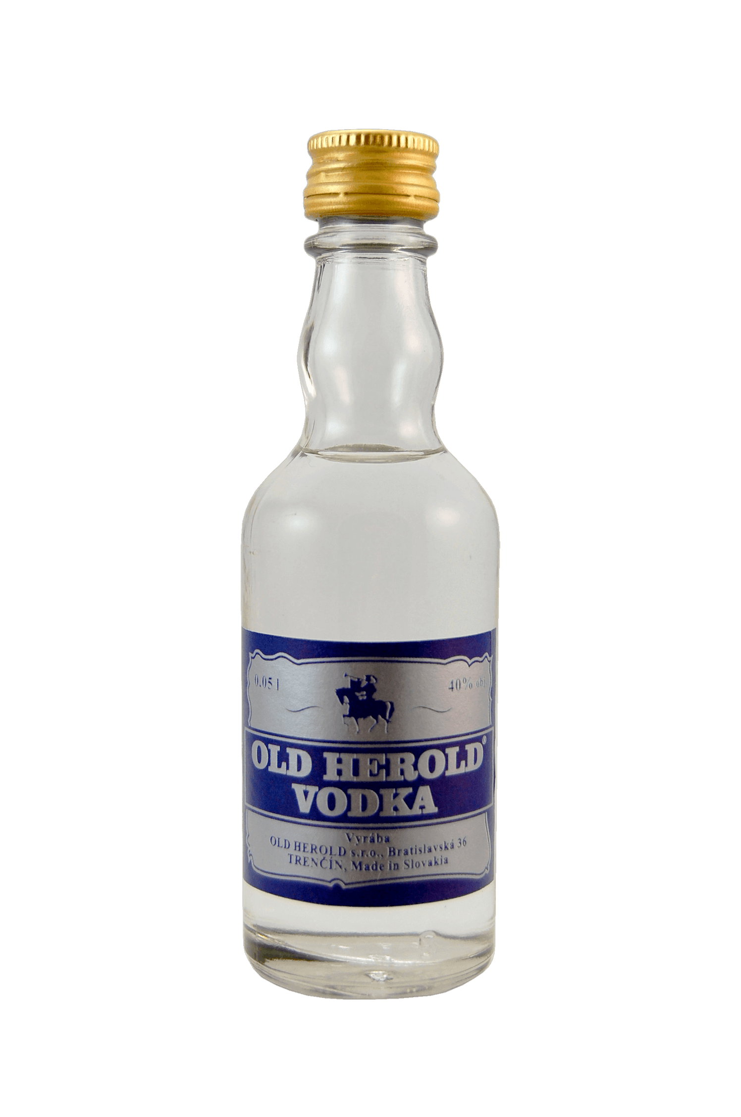 Old Herold Vodka