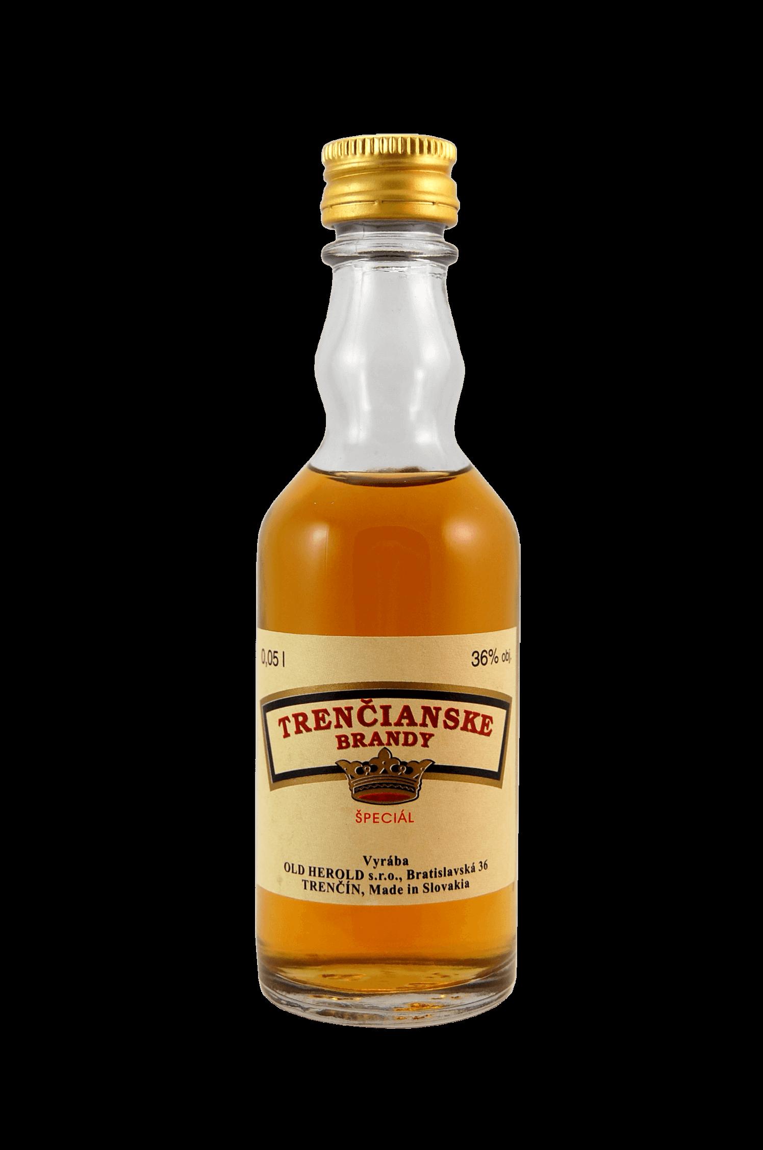 Trenčianske Brandy Špecial