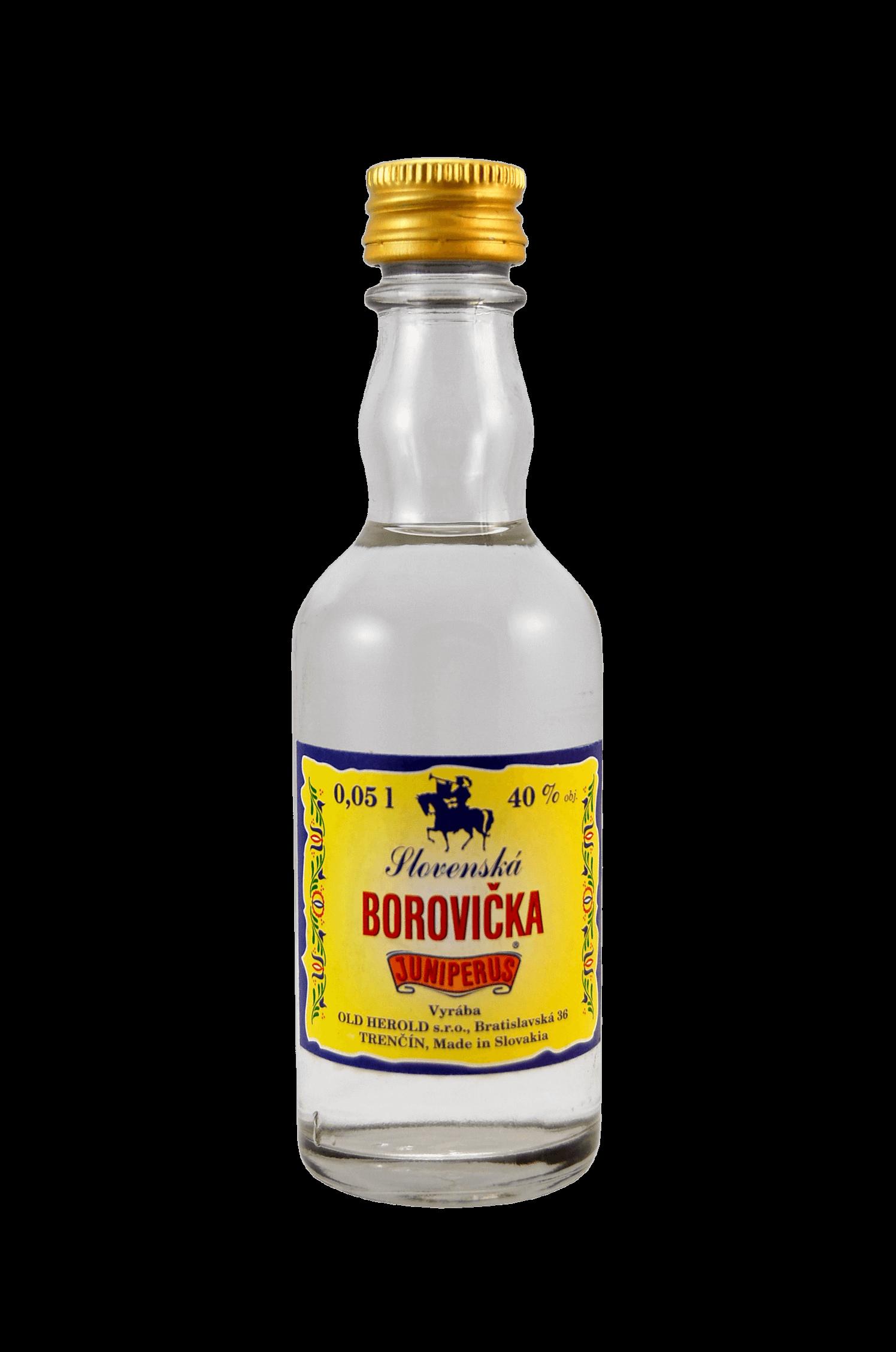 Slovenská Borovička Juniperus