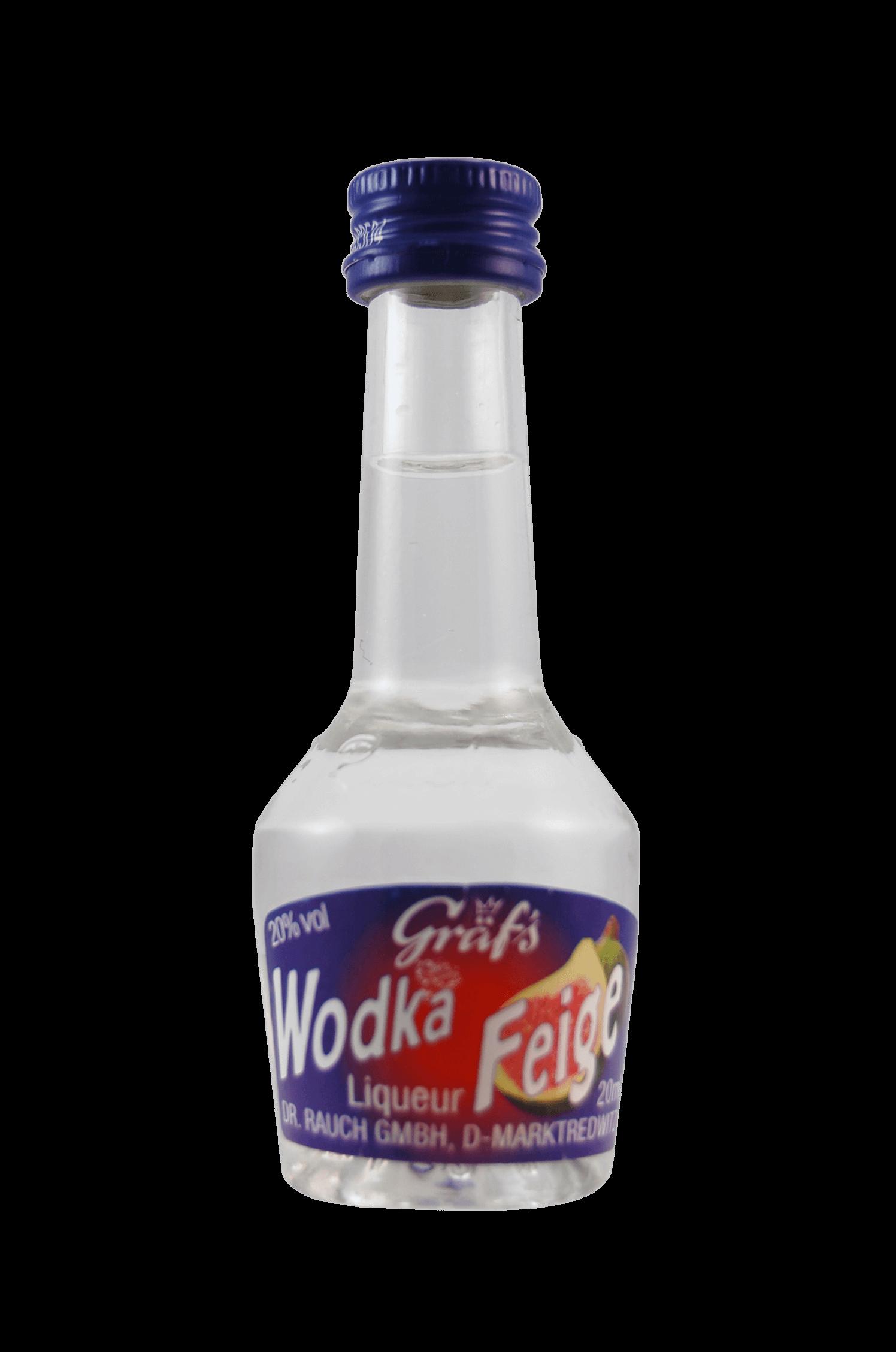 Wodka Feige Liqueur