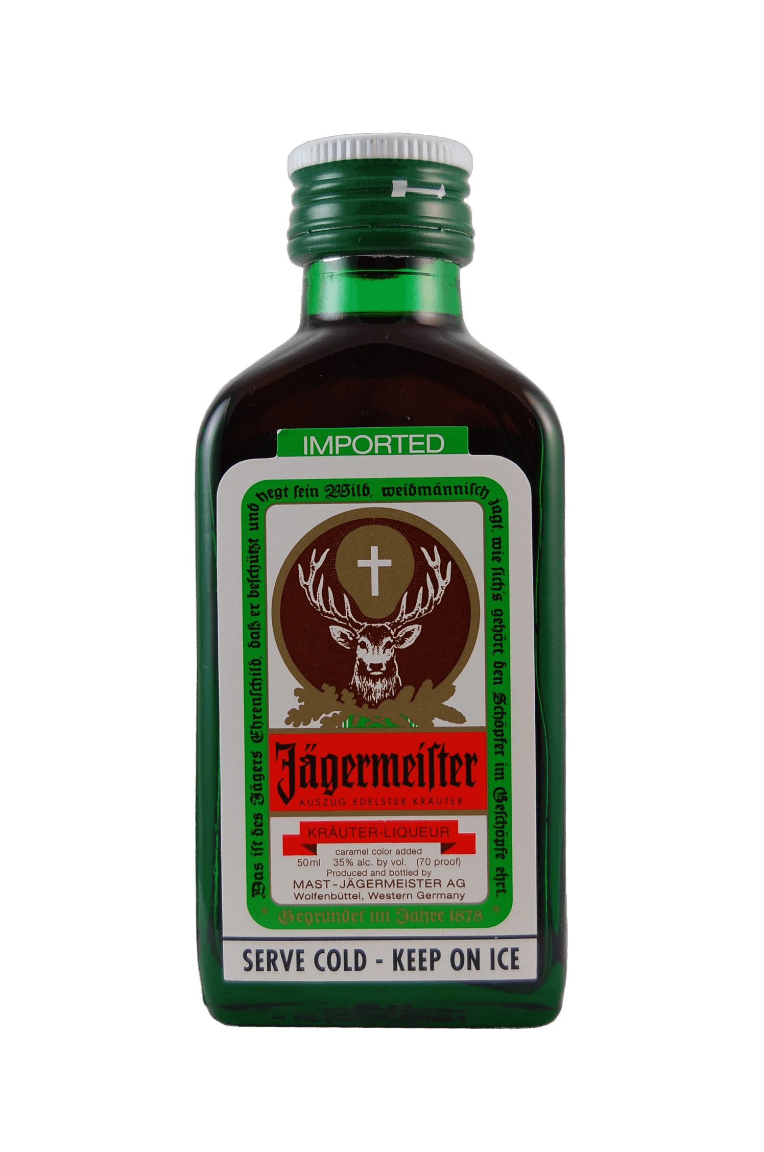 Jägermeifter Kräuter – Liqueur