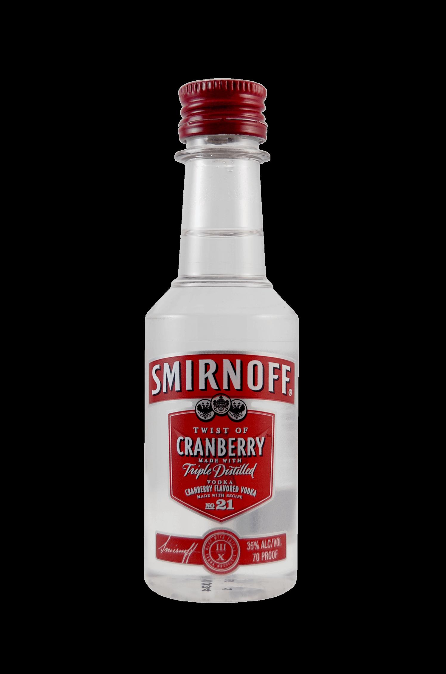 Smirnoff Cranberry