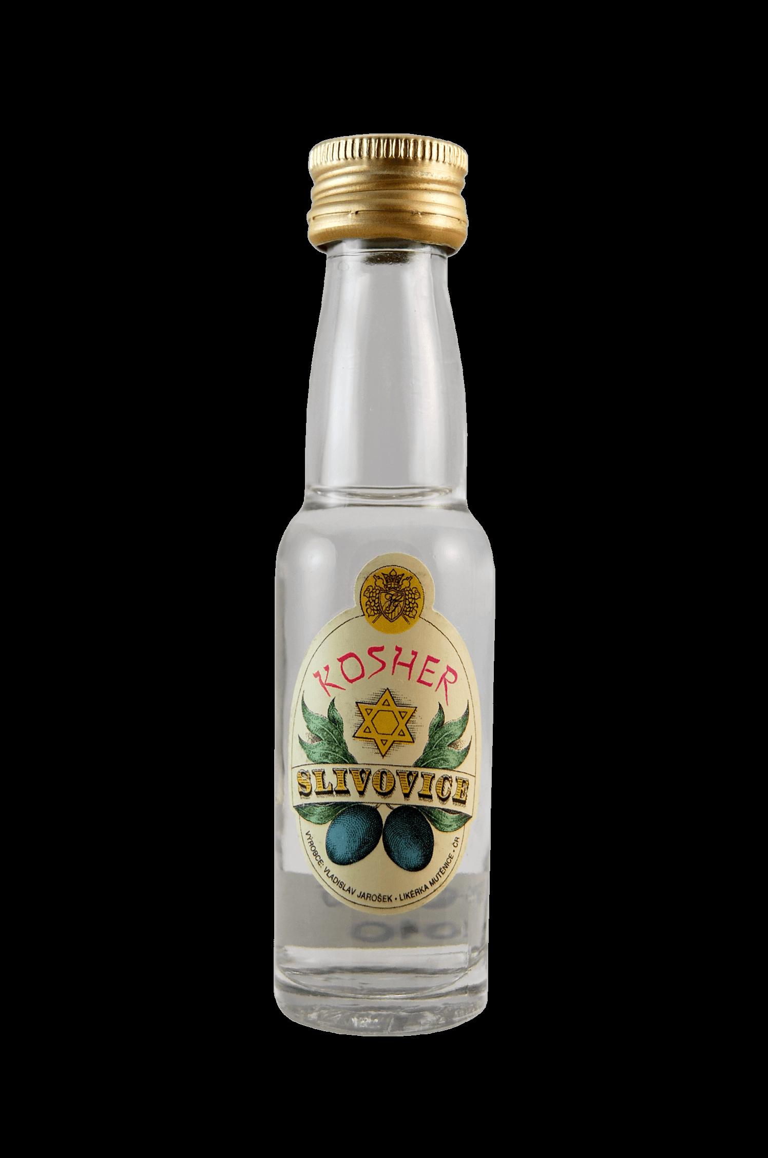 Mutěnská Kosher Slivovice