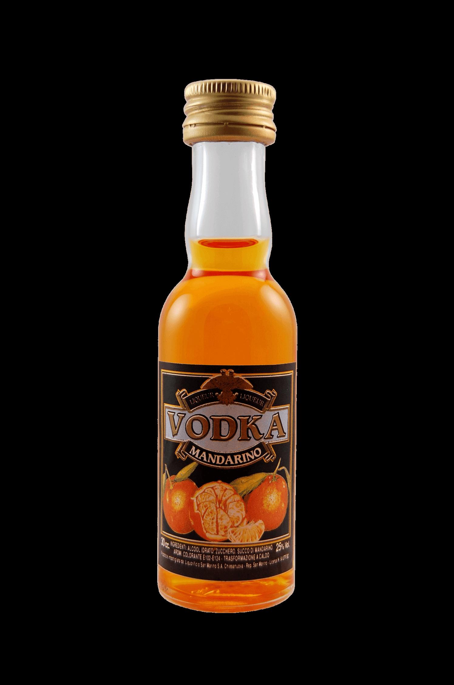 Vodka Mandarino