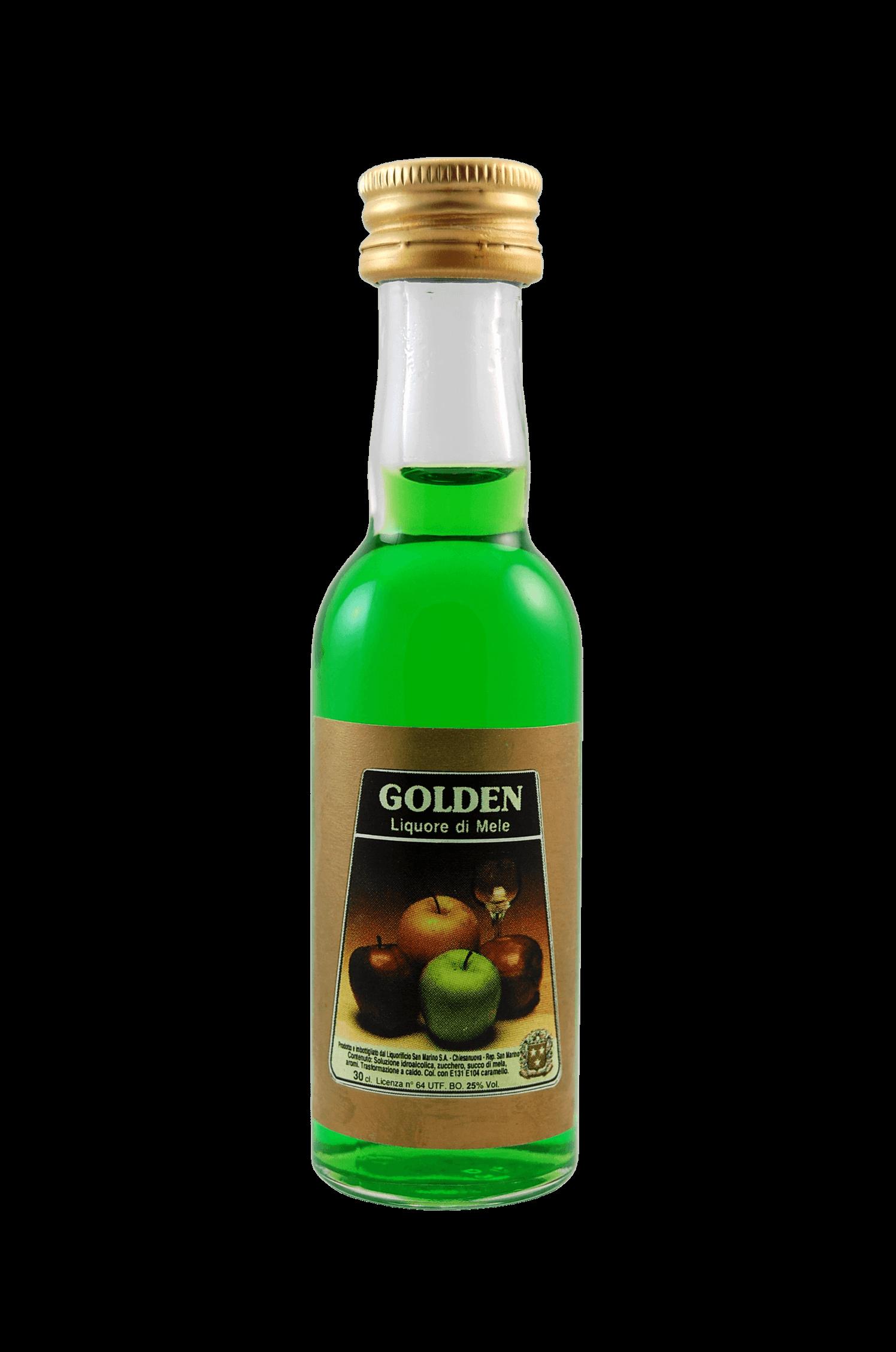 Golden Liquore Di Mele