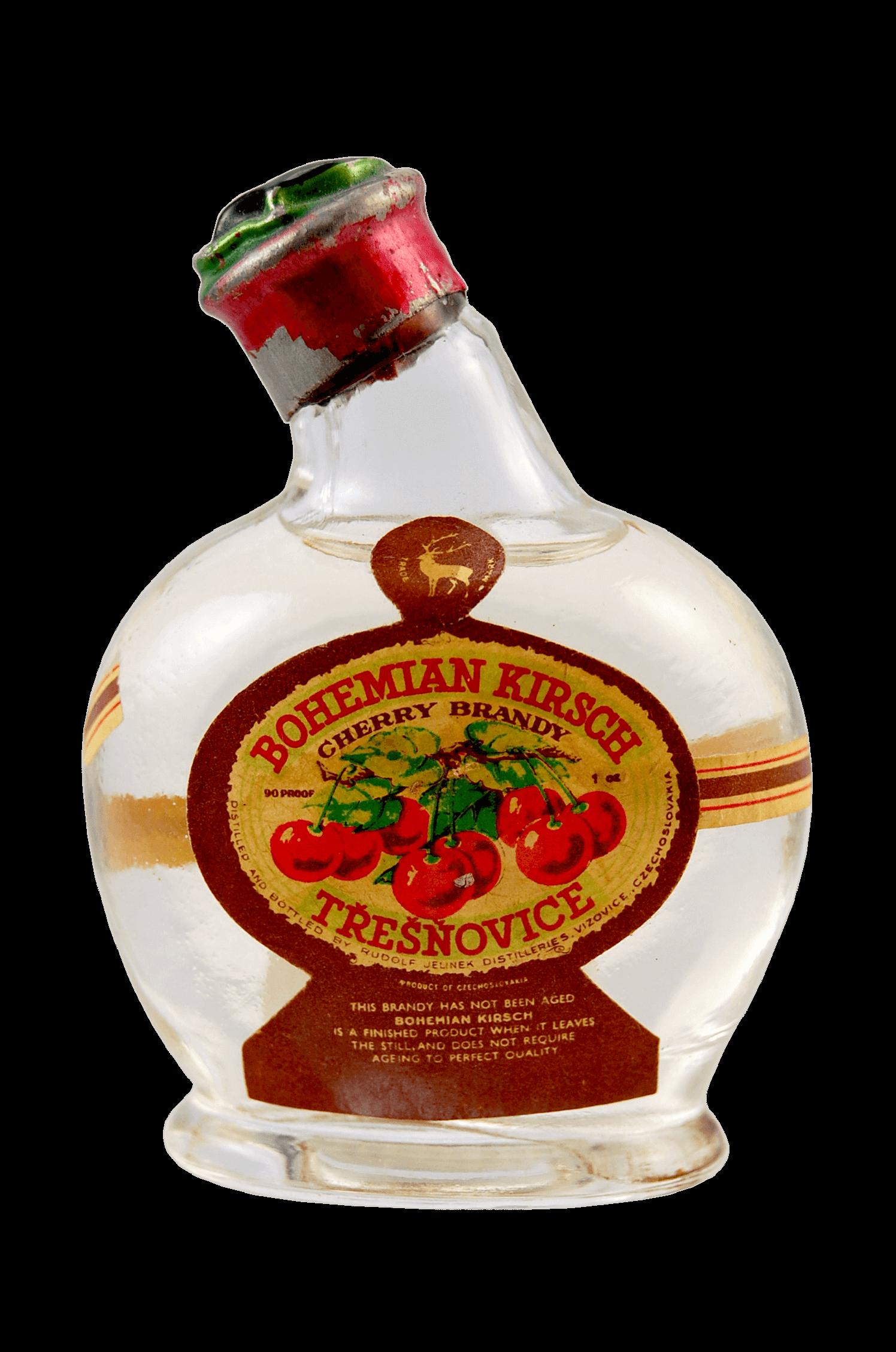 Třešňovice Cherry Brandy – R. Jelínek