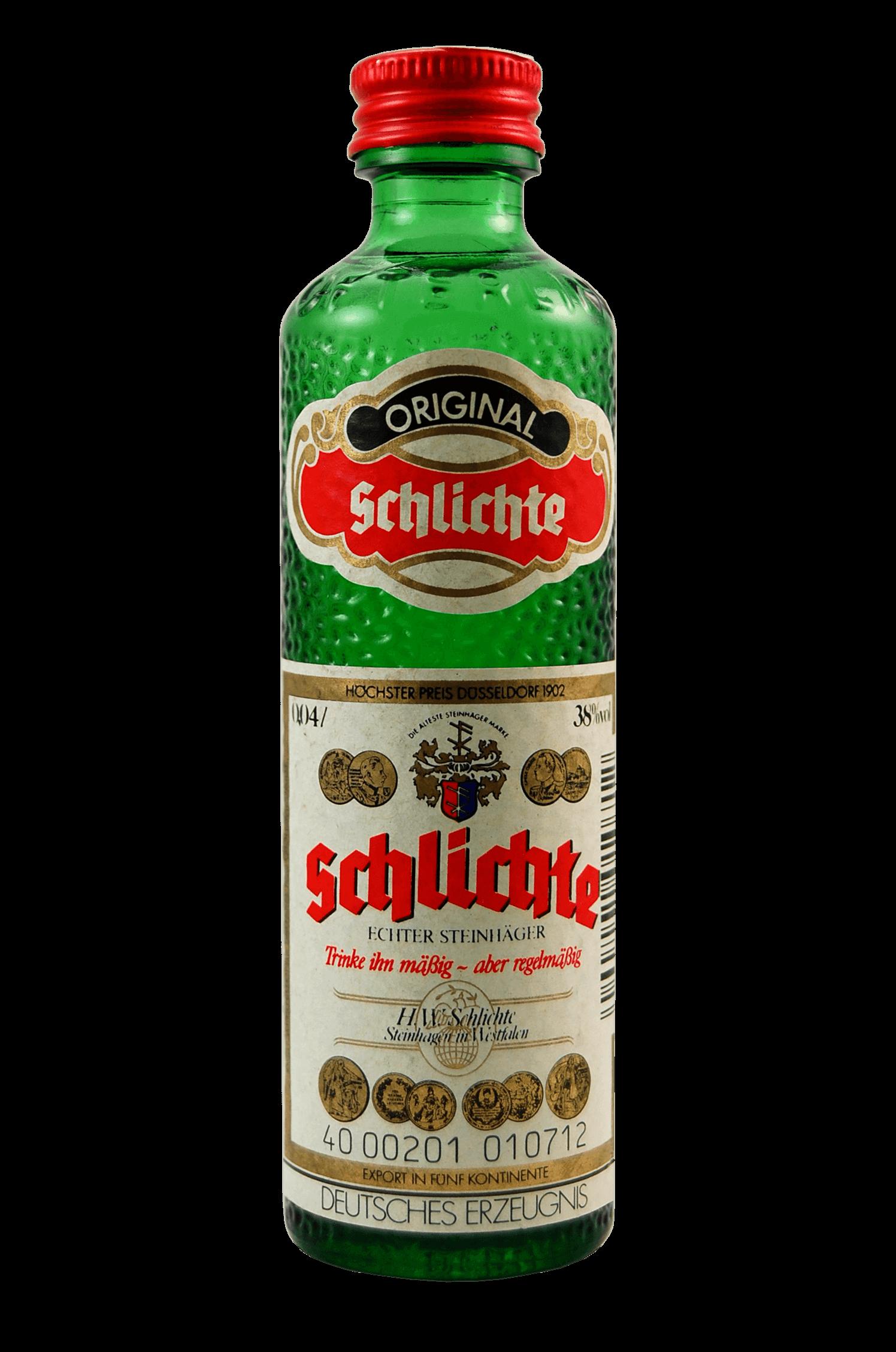 Original Schlichte