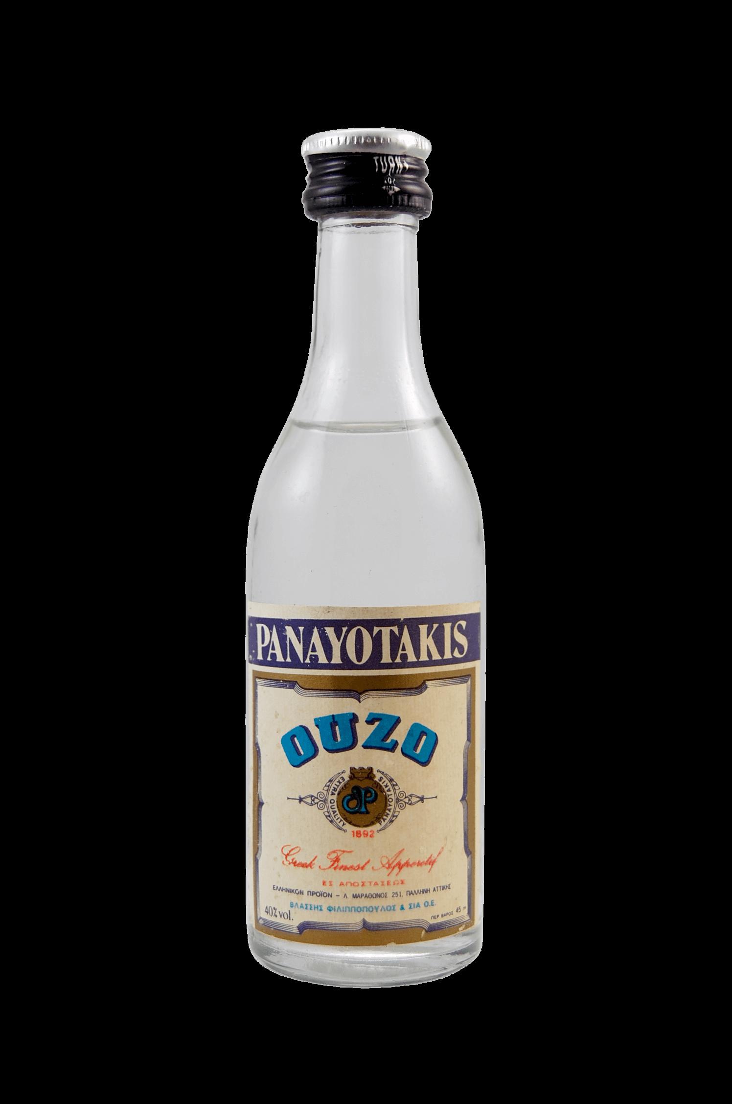 Panayotakis Ouzo