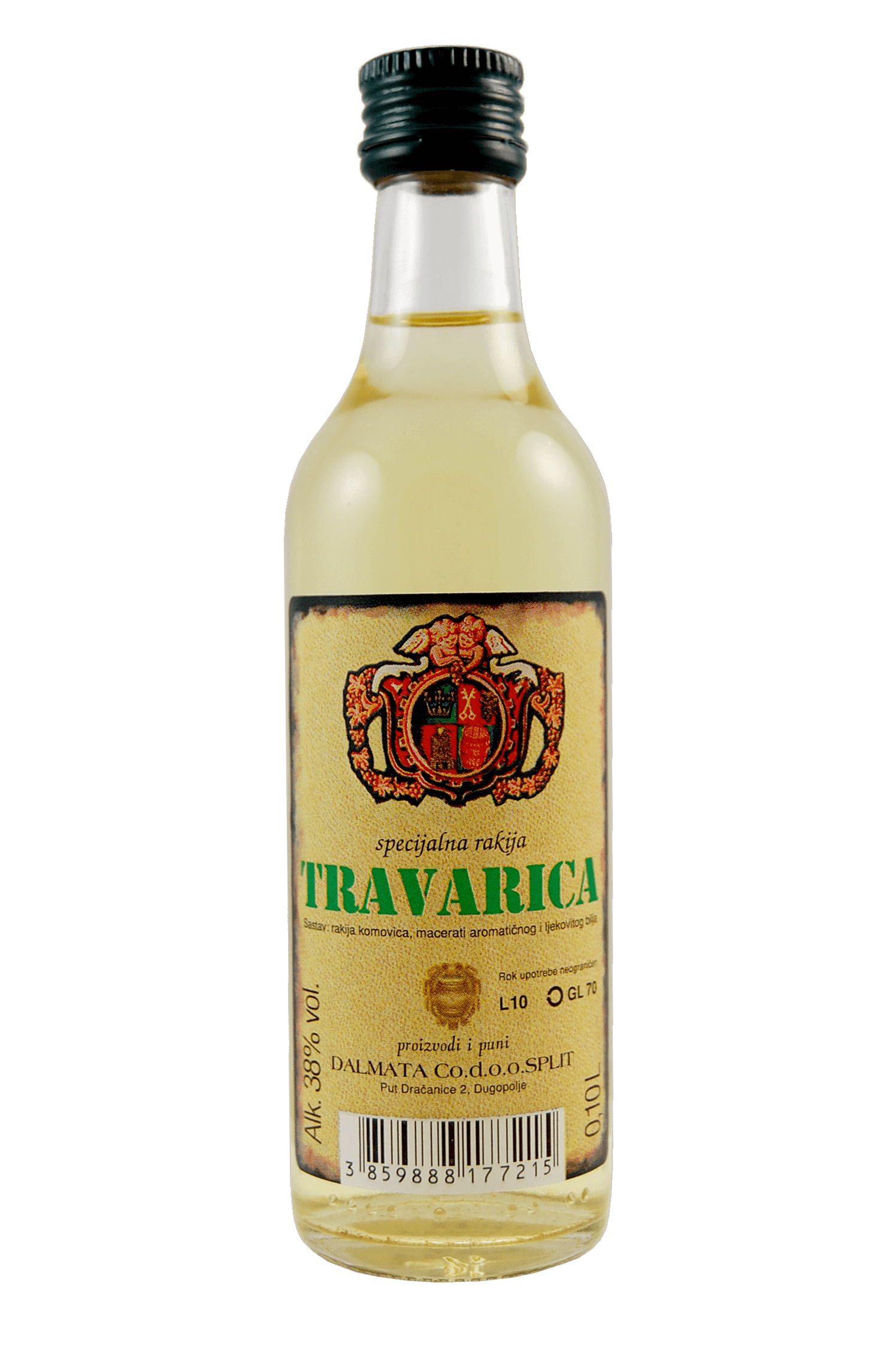 Rakija Travarica