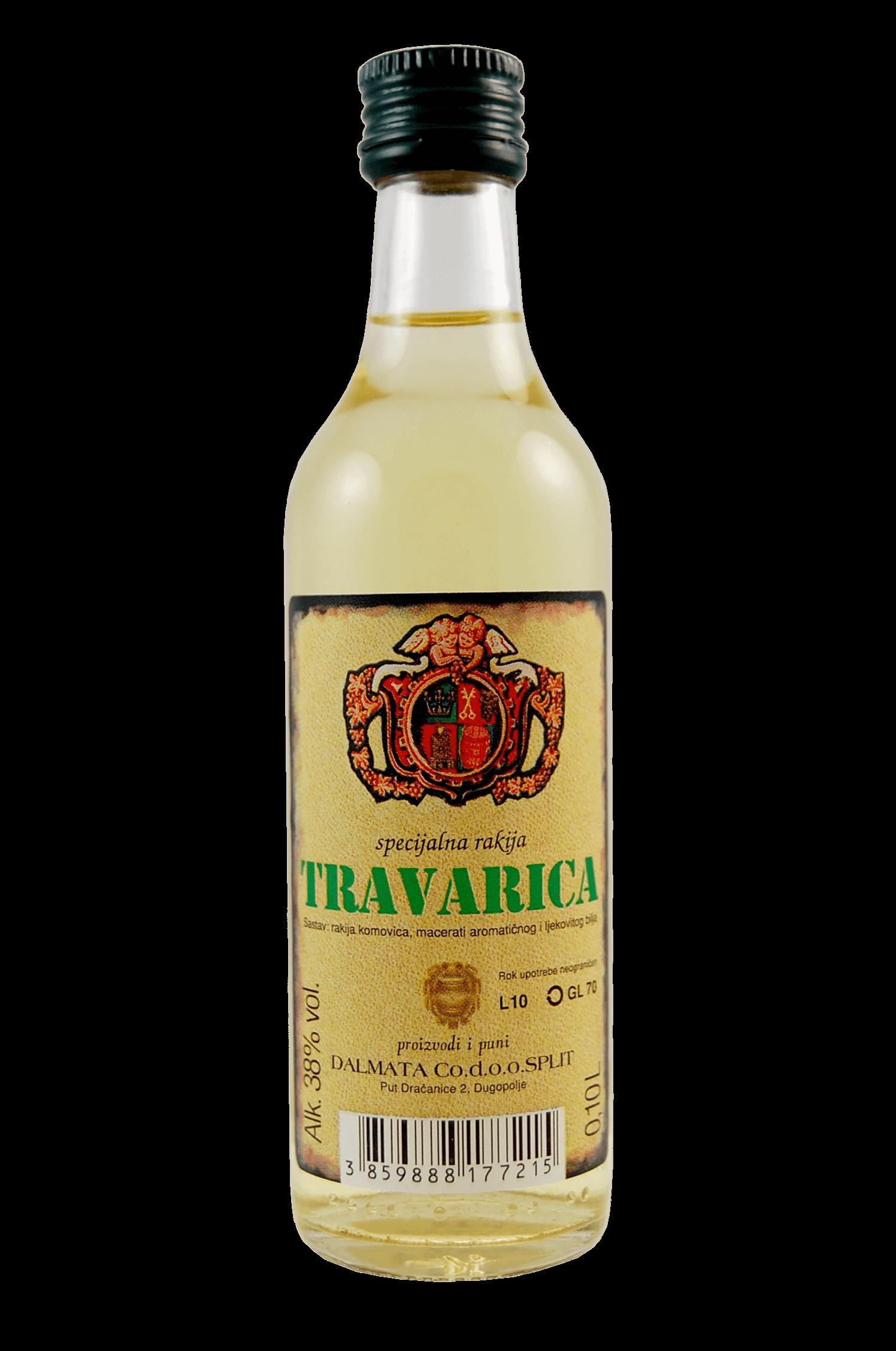 Rakija Travarica