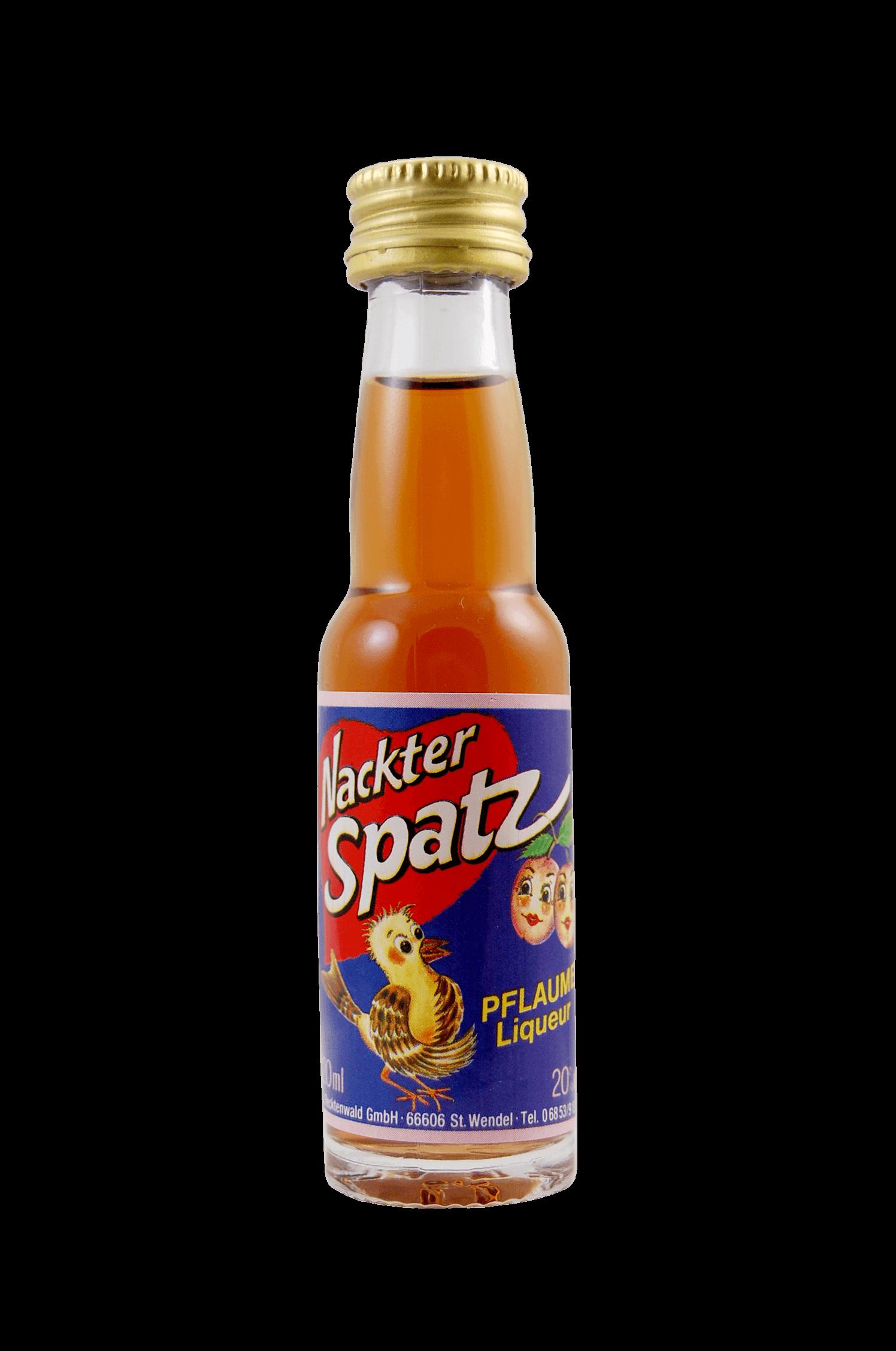 Nackter Spatz Liqueur