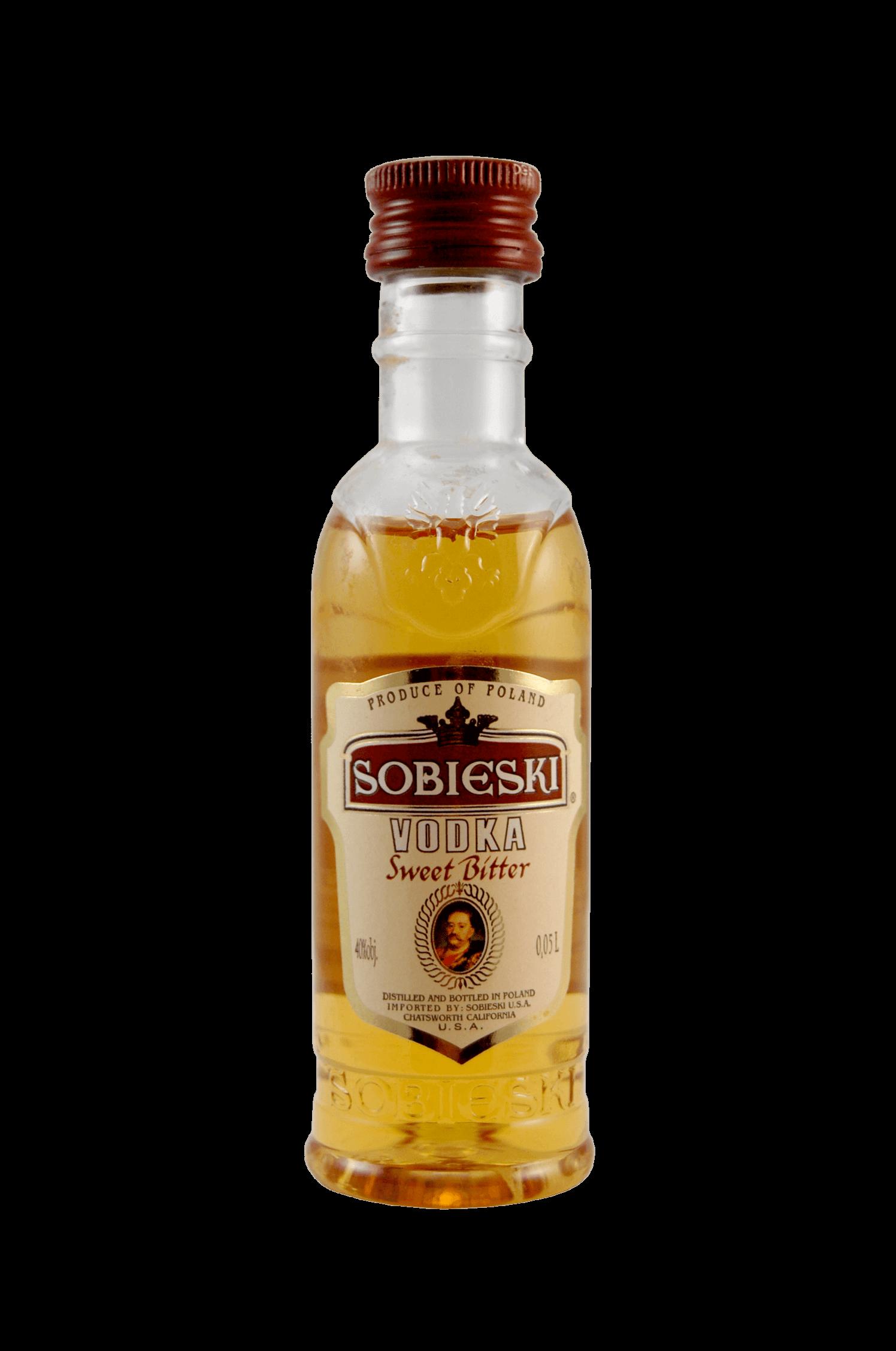 Sobieski Vodka Sweet Bitter