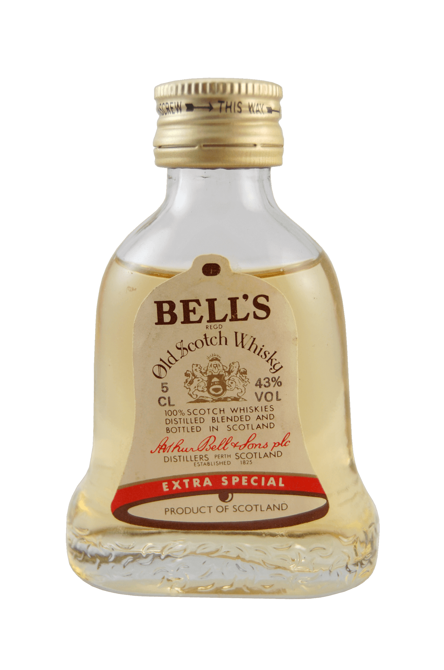 Bell's Scotch Whisky Special