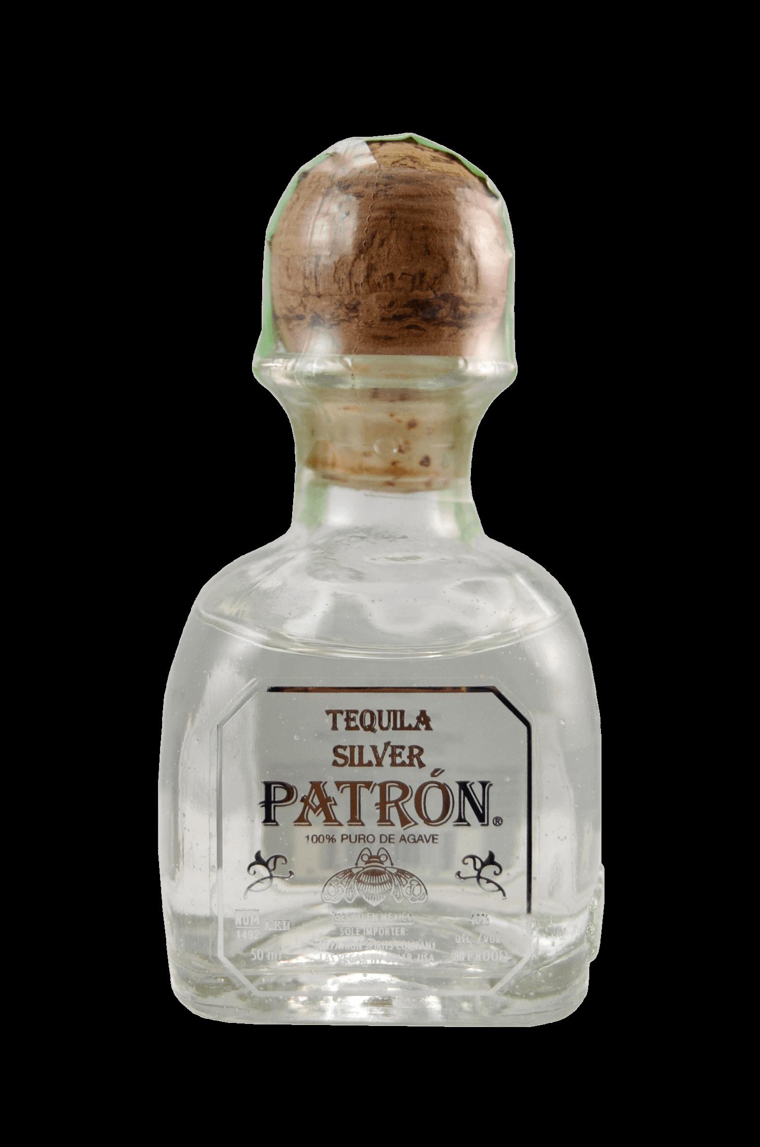 Tequila Silver Patrón