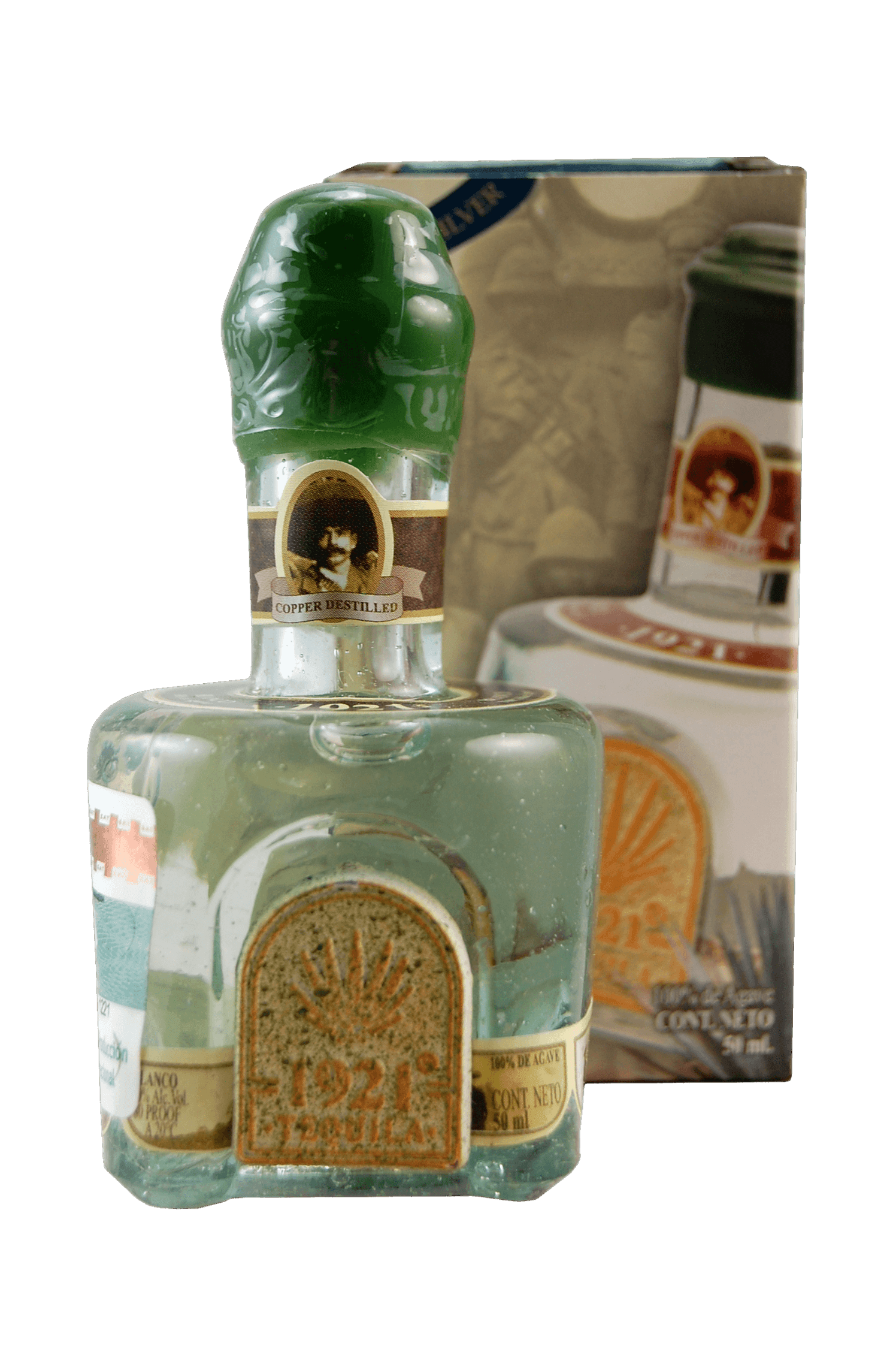Blanco Tequila 1921