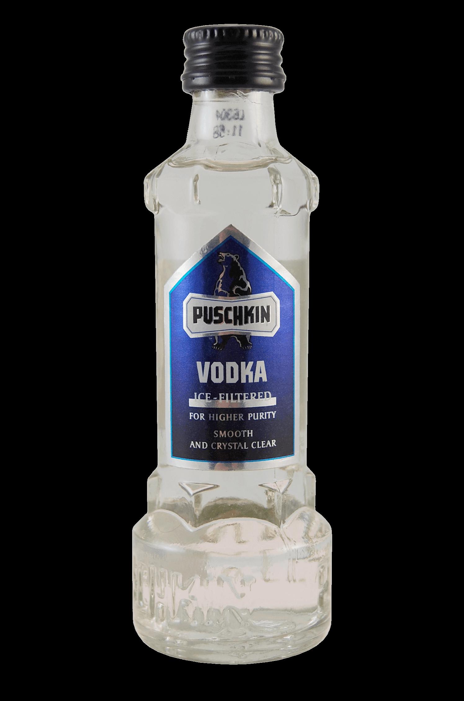 Puschkin Vodka Ice Filtered