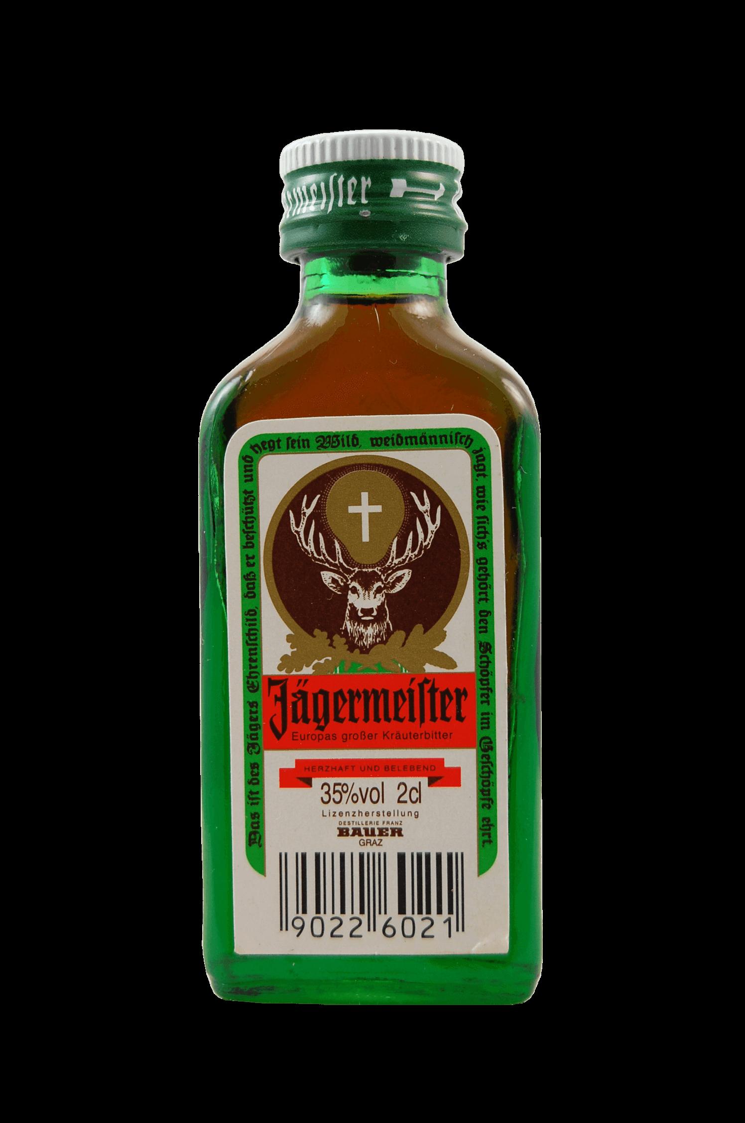 Jägermeifter Kräuter Liqueur