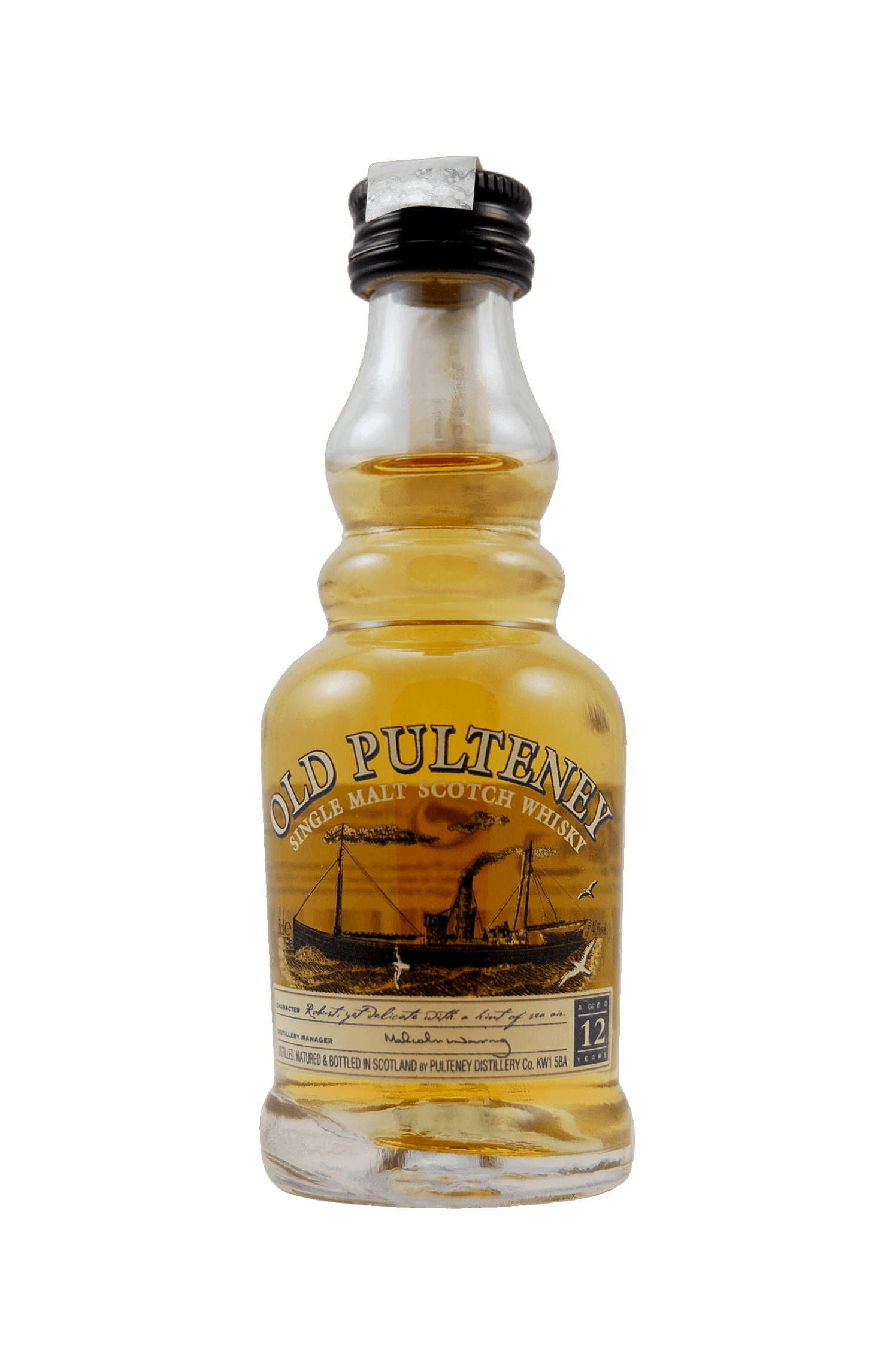 Old Pulteney Whisky