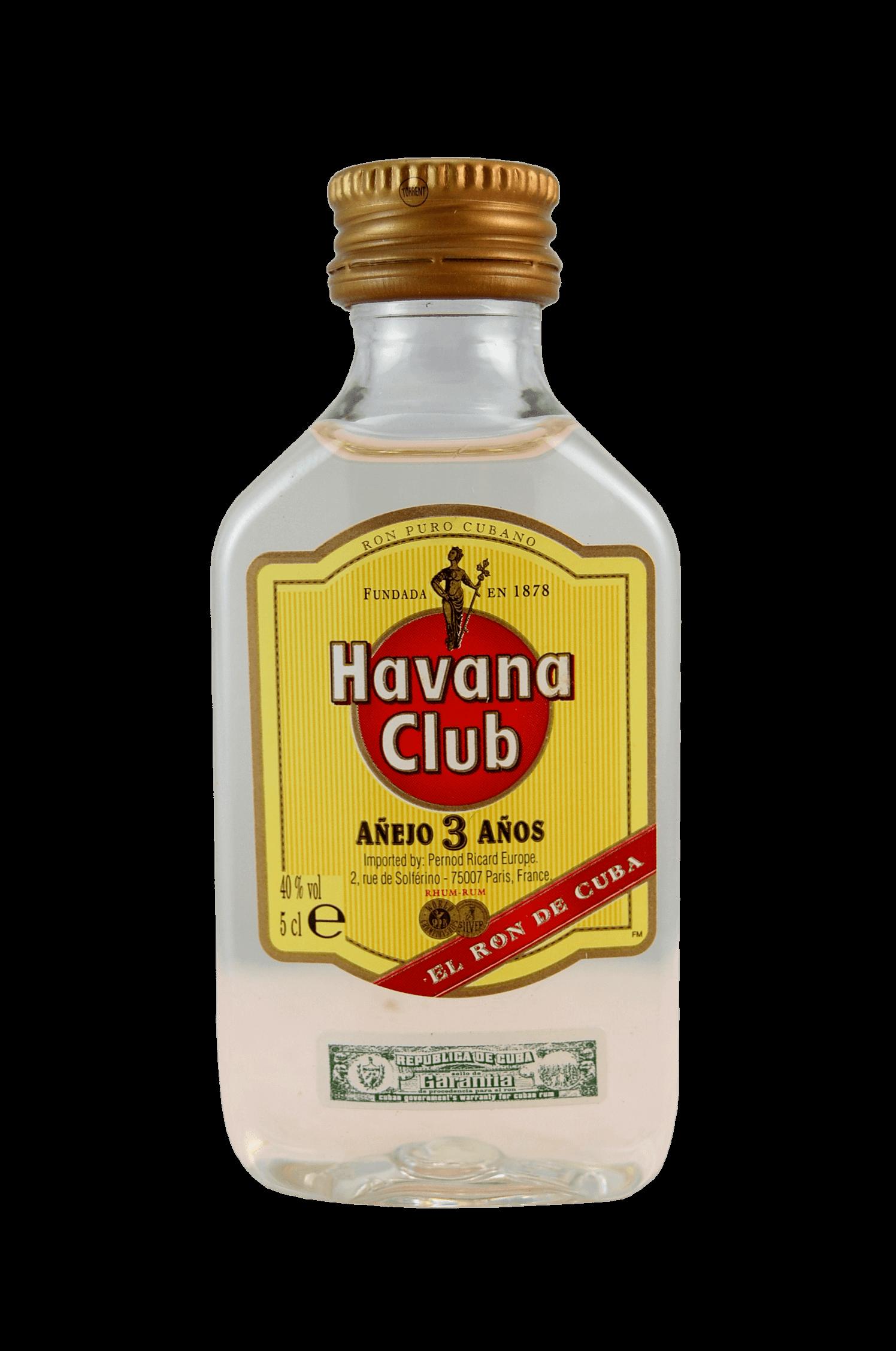 Havana Club Aňejo 3 Aňos