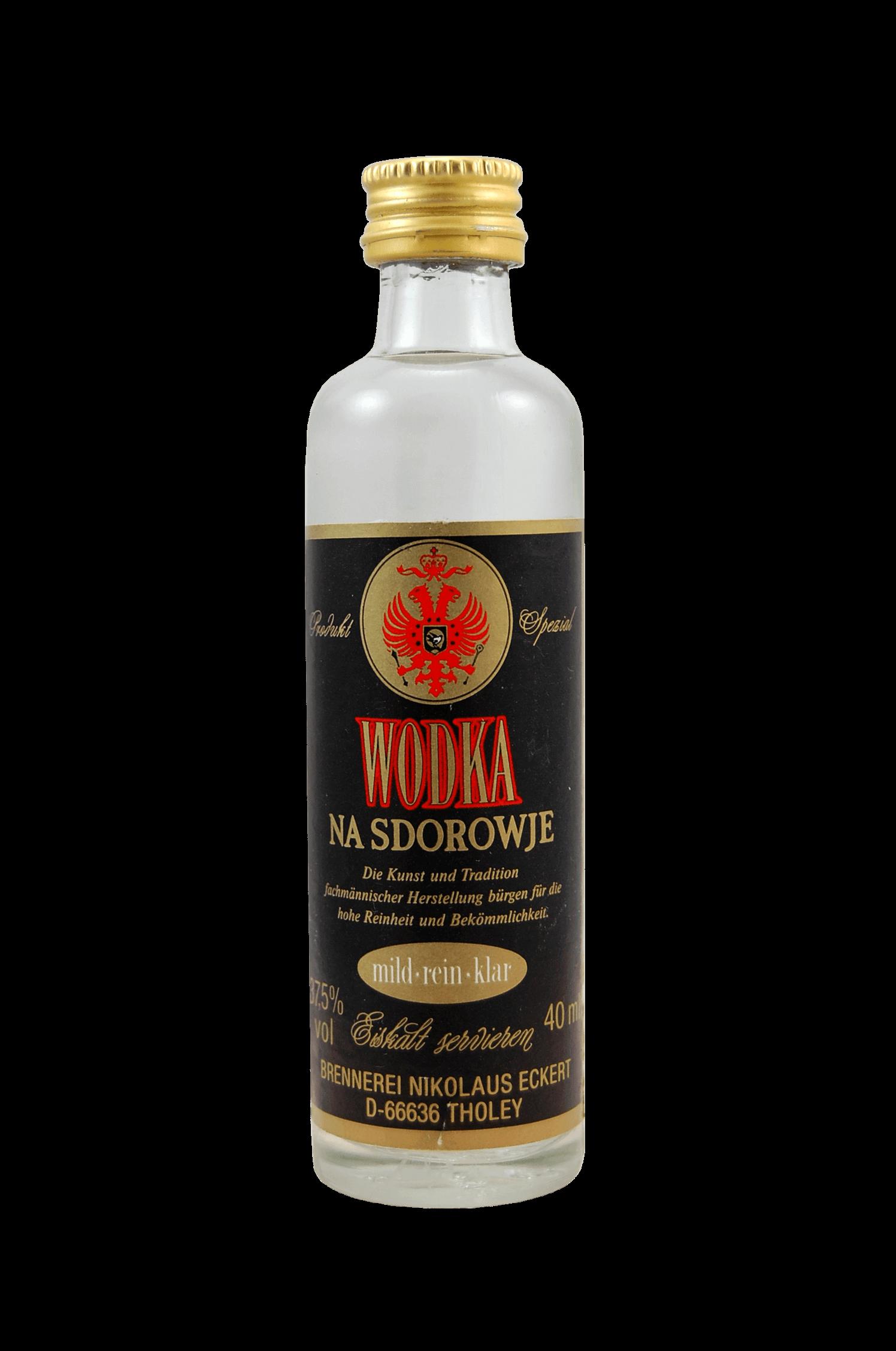 Wodka Na Sdorowje
