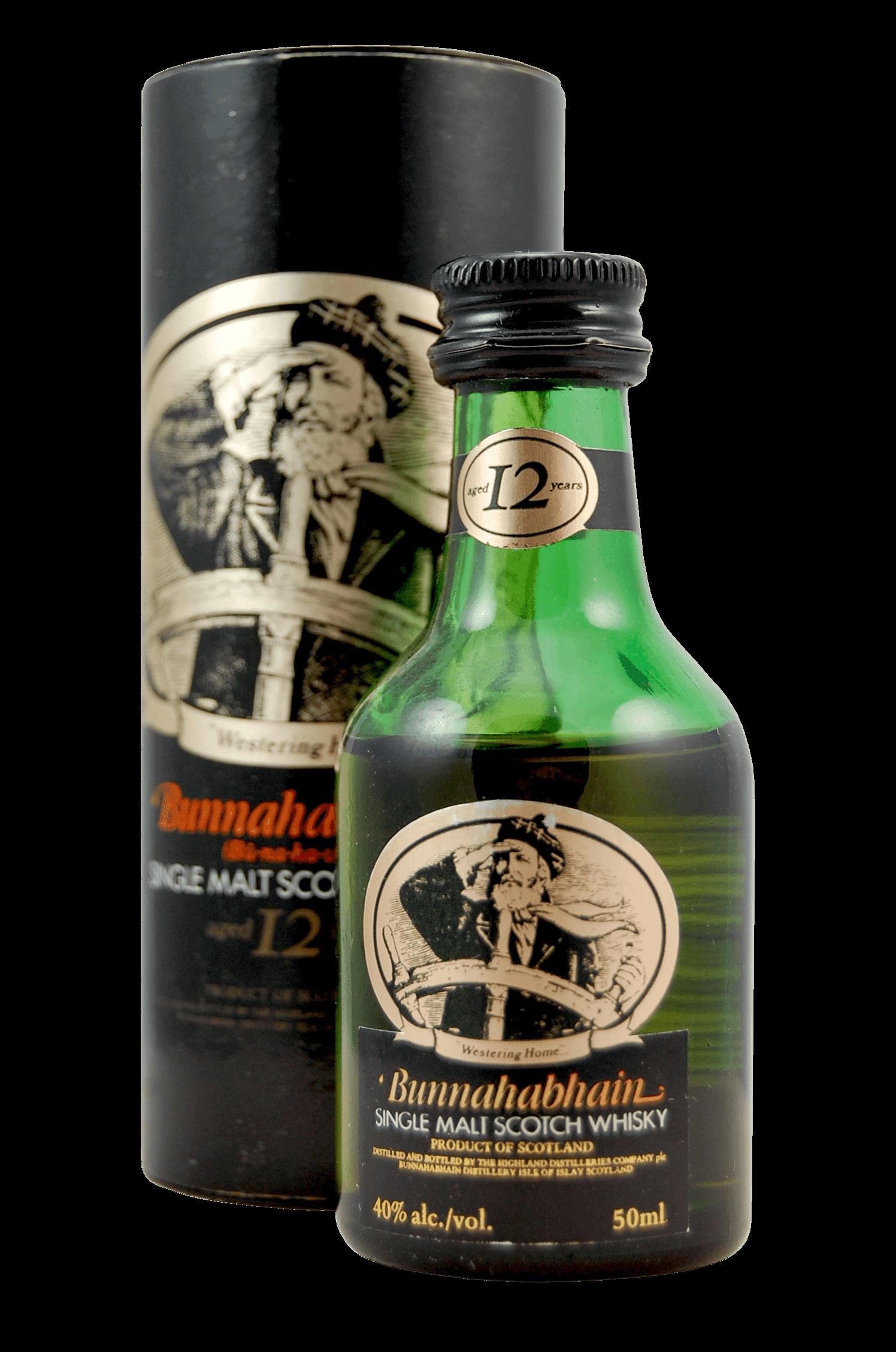 Bunnahabhain Scotch Whisky