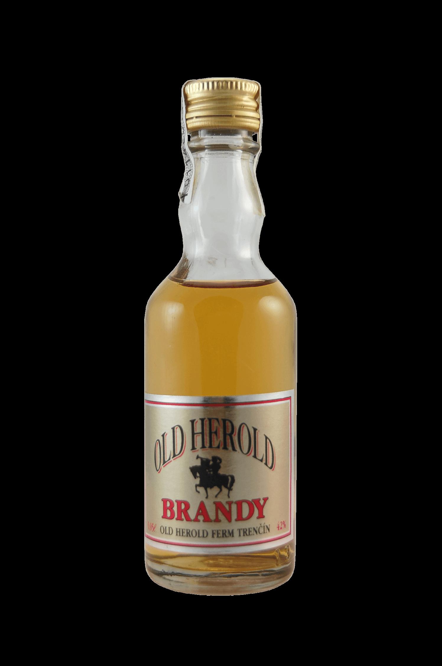 Old Herold Brandy