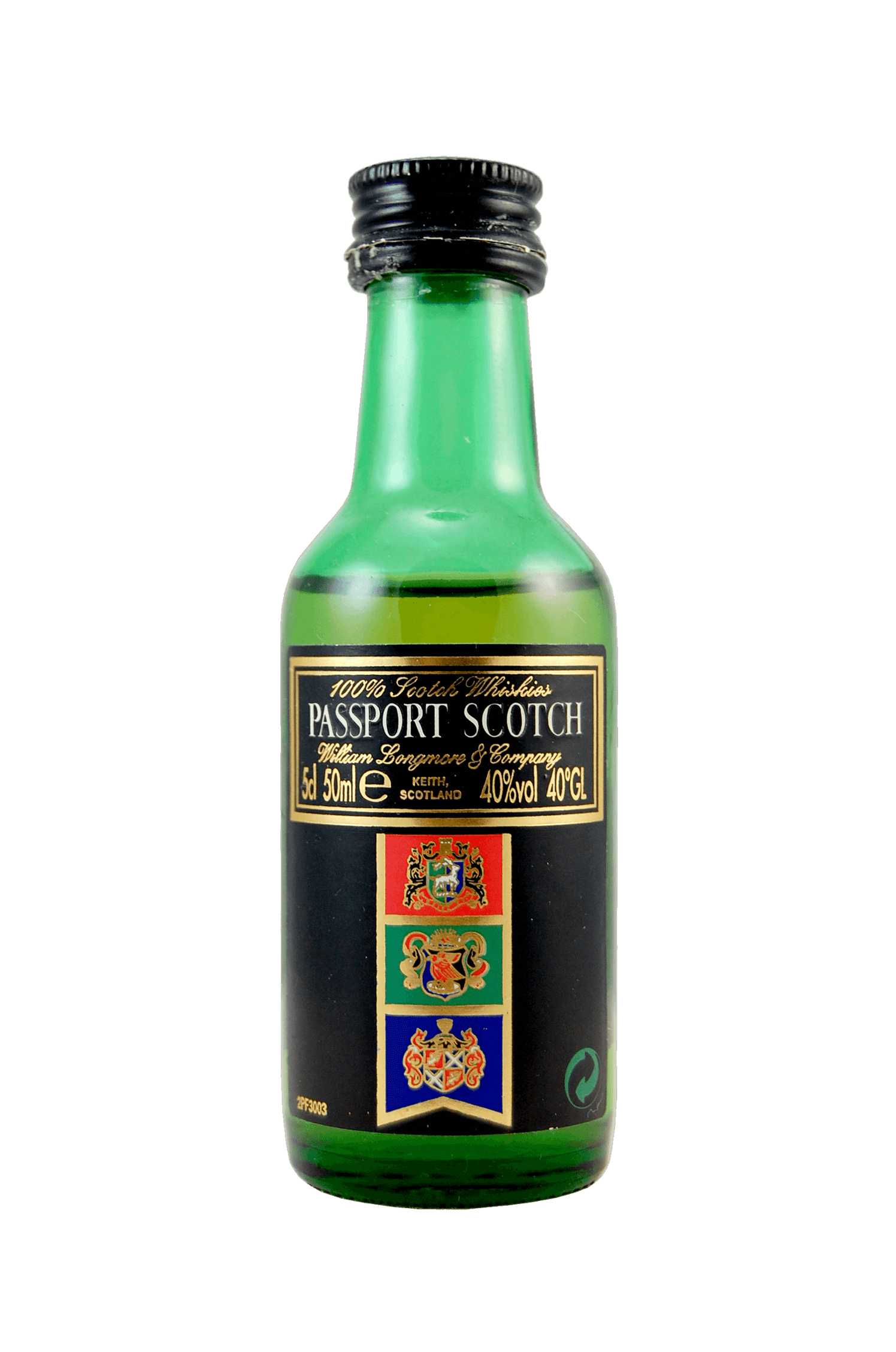 Passport Scotch Whisky