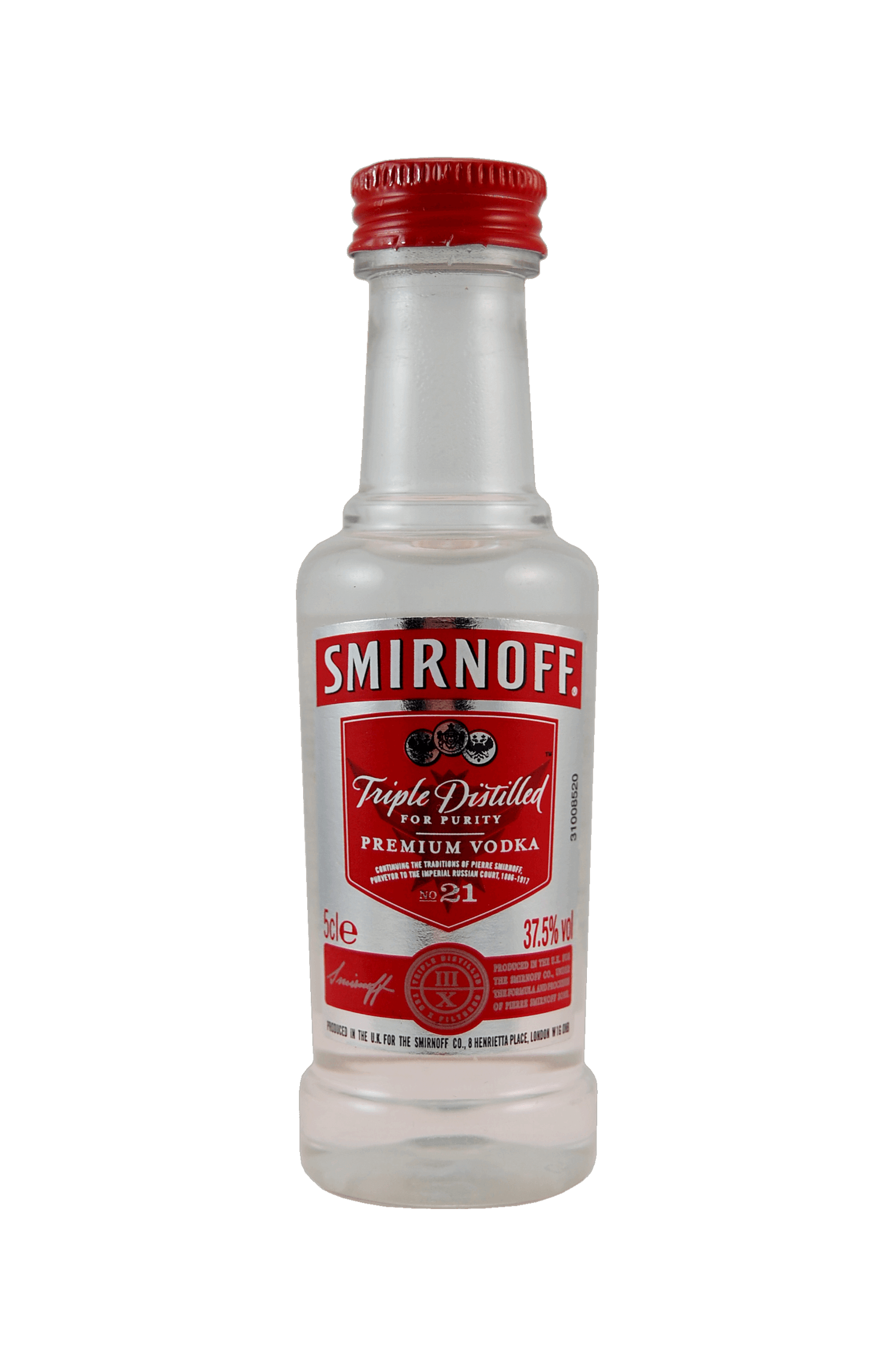 Smirnoff Triple Distilled
